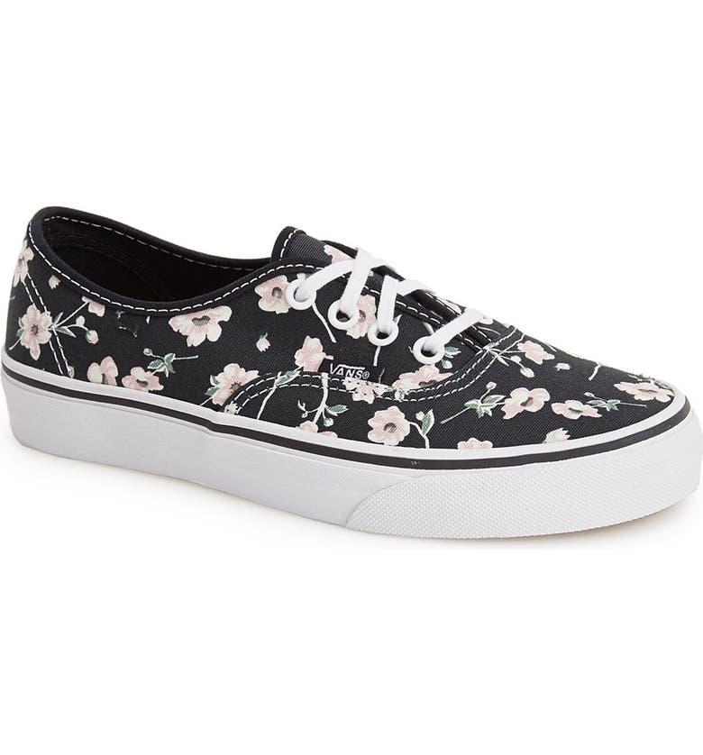 69db64a6be Vans  Authentic - Vintage Floral  Sneaker (Women)