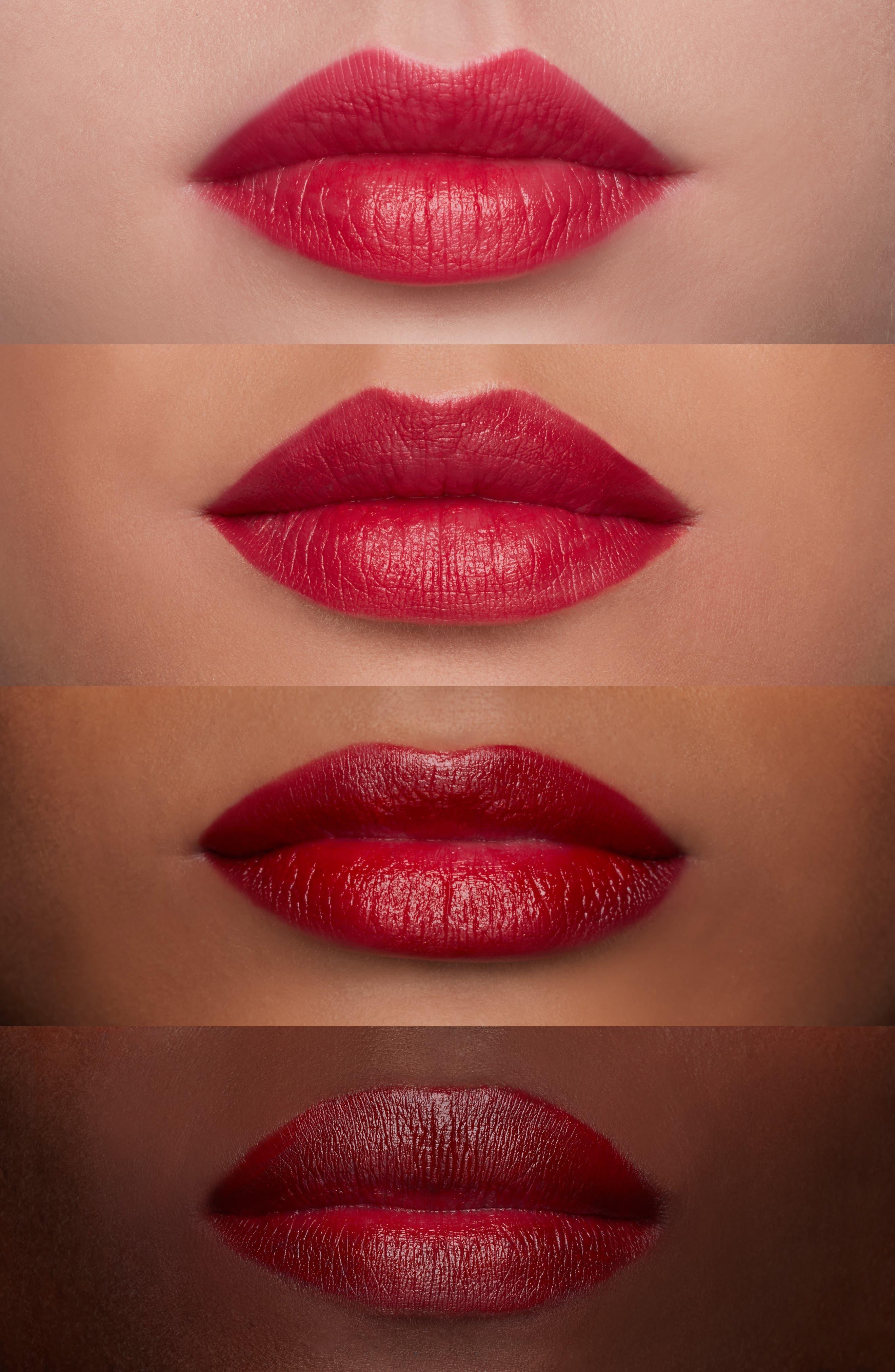 MAC COSMETICS, MAC Red Lip Kit, Alternate thumbnail 2, color, NO COLOR