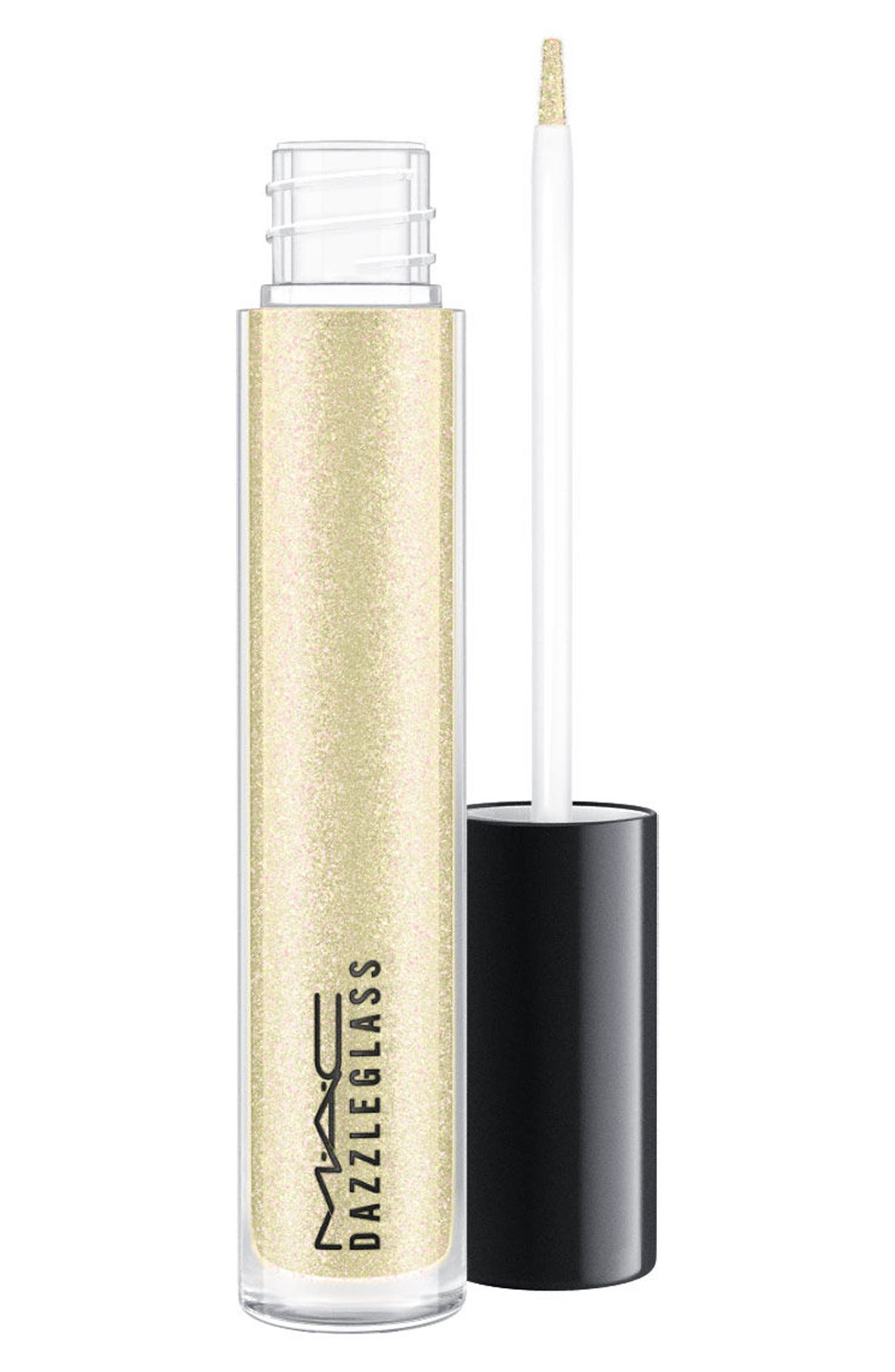 MAC COSMETICS, MAC Dazzleglass Lipcolour, Main thumbnail 1, color, GOLDYROCKS