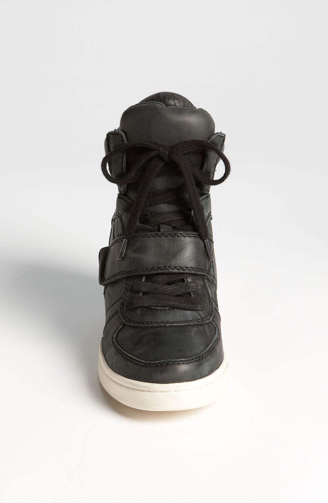 ASH, 'Cool Ter' Sneaker, Alternate thumbnail 3, color, 001