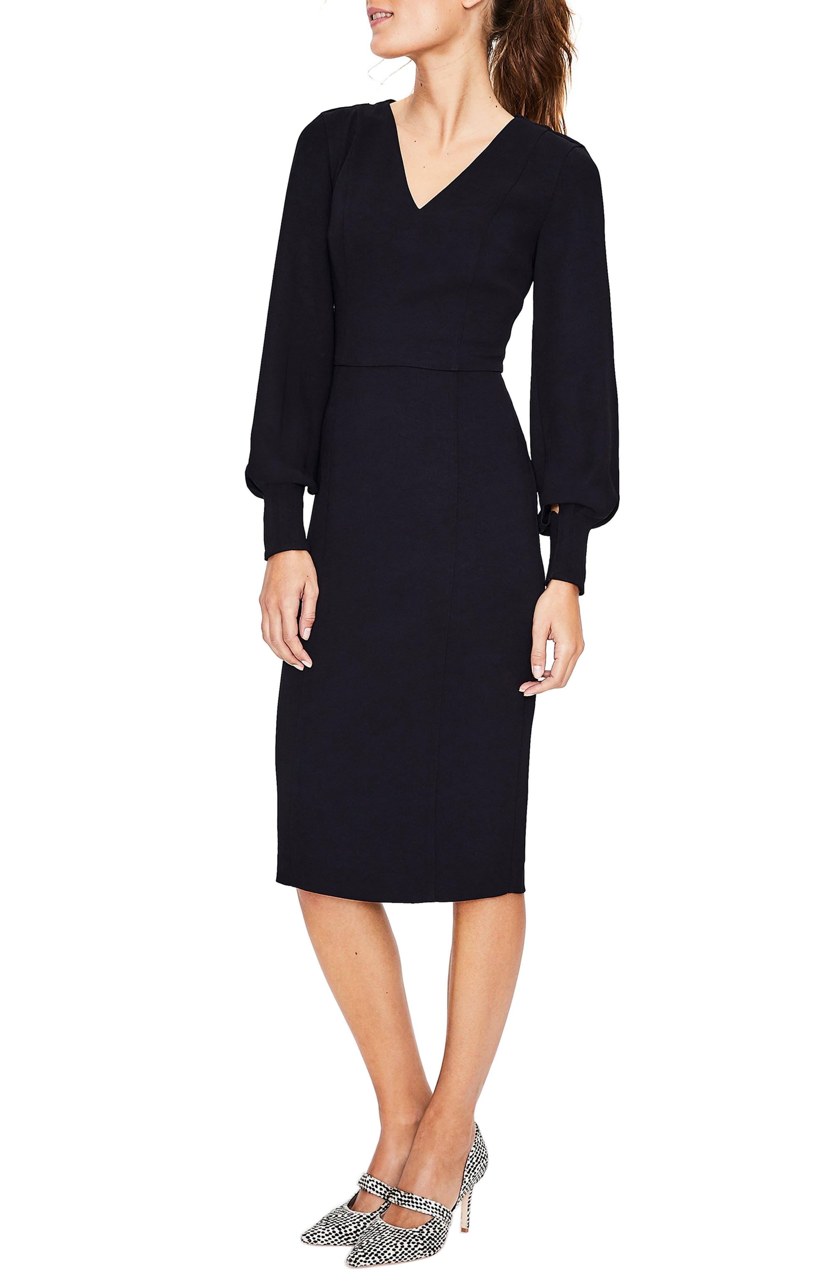 BODEN Hannah Sheath Dress, Main, color, 014