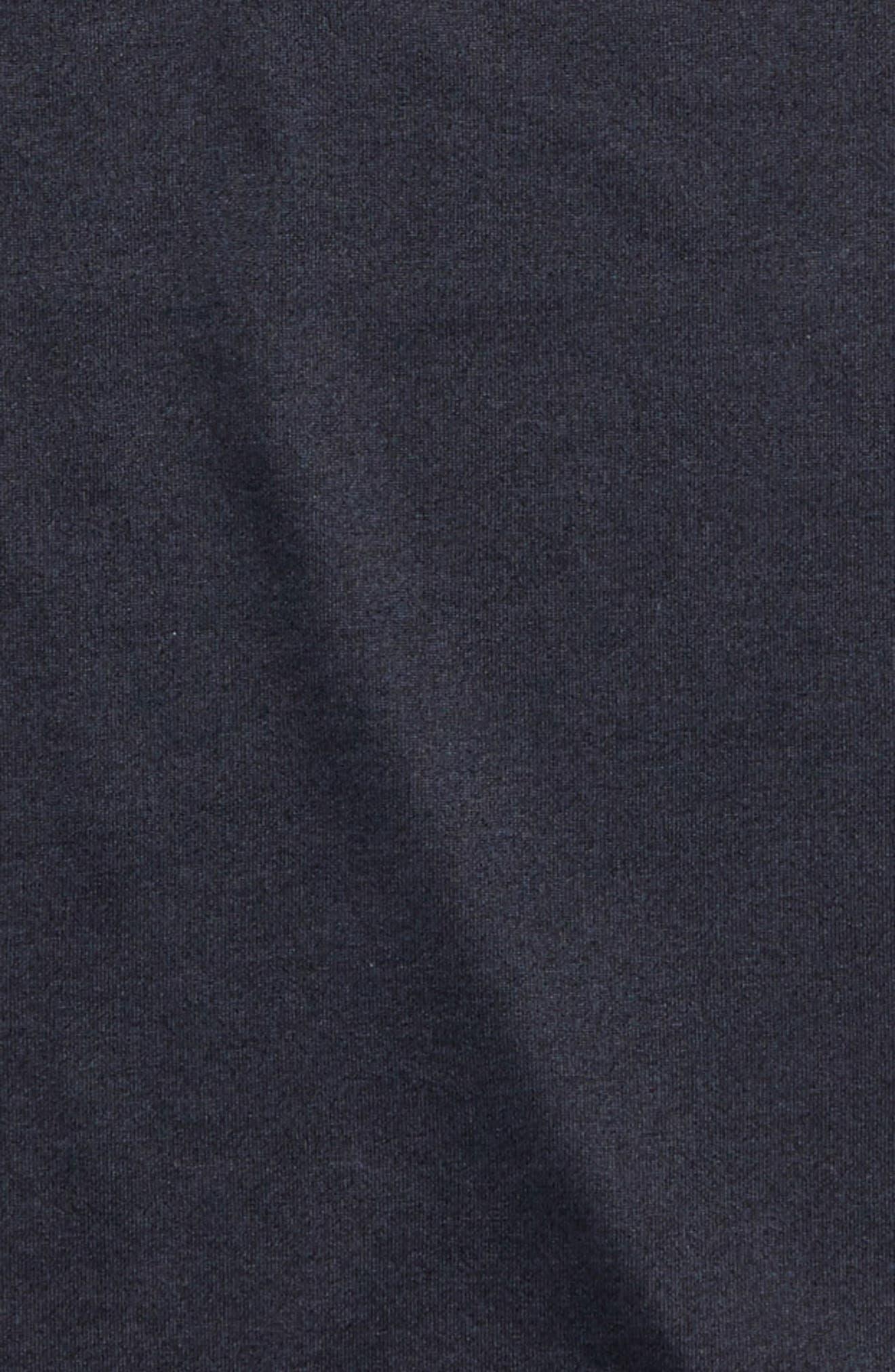 NIKE, Dry Swoosh T-Shirt, Alternate thumbnail 2, color, 010