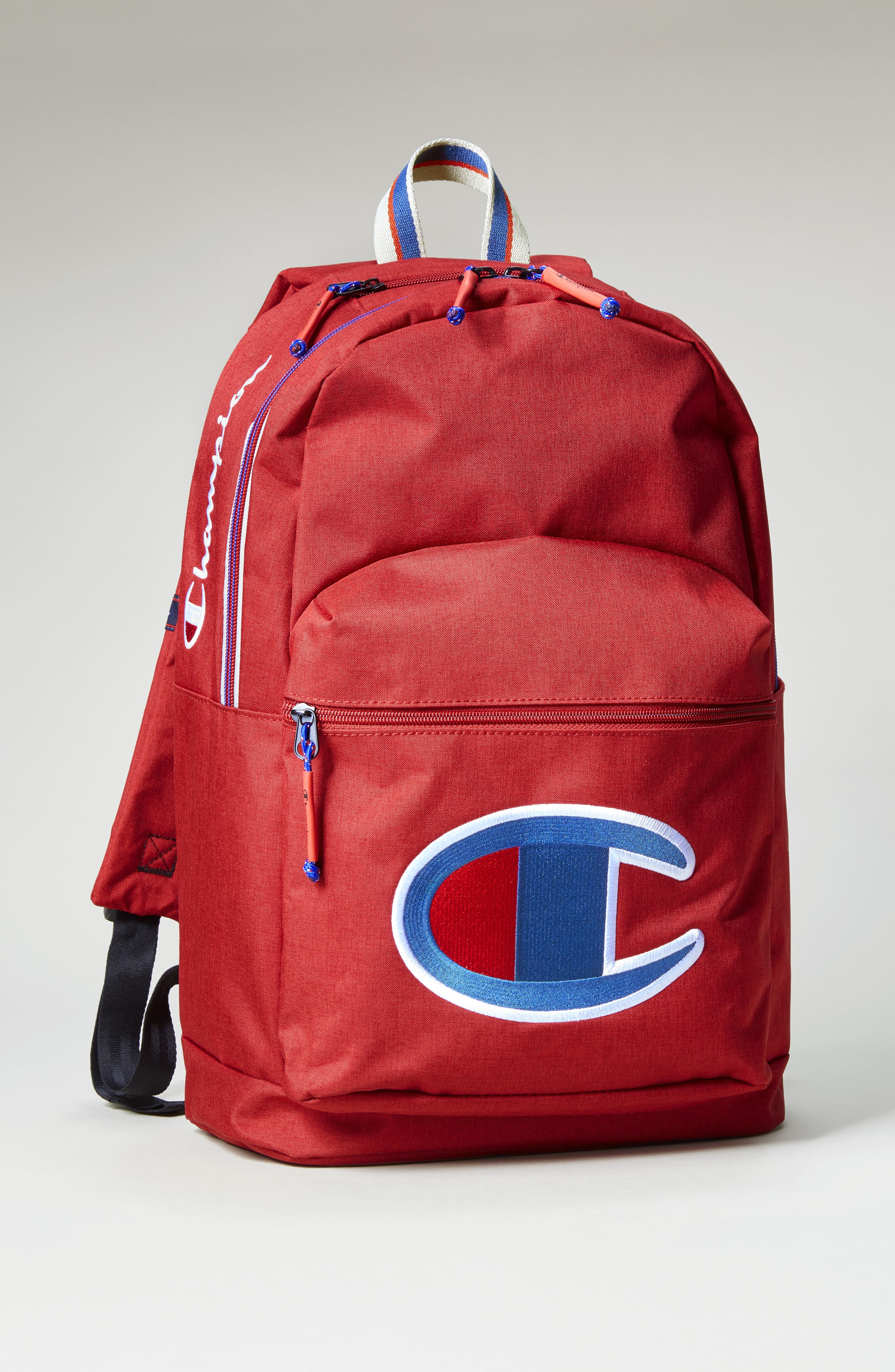 CHAMPION, Supercize Backpack, Alternate thumbnail 8, color, 410