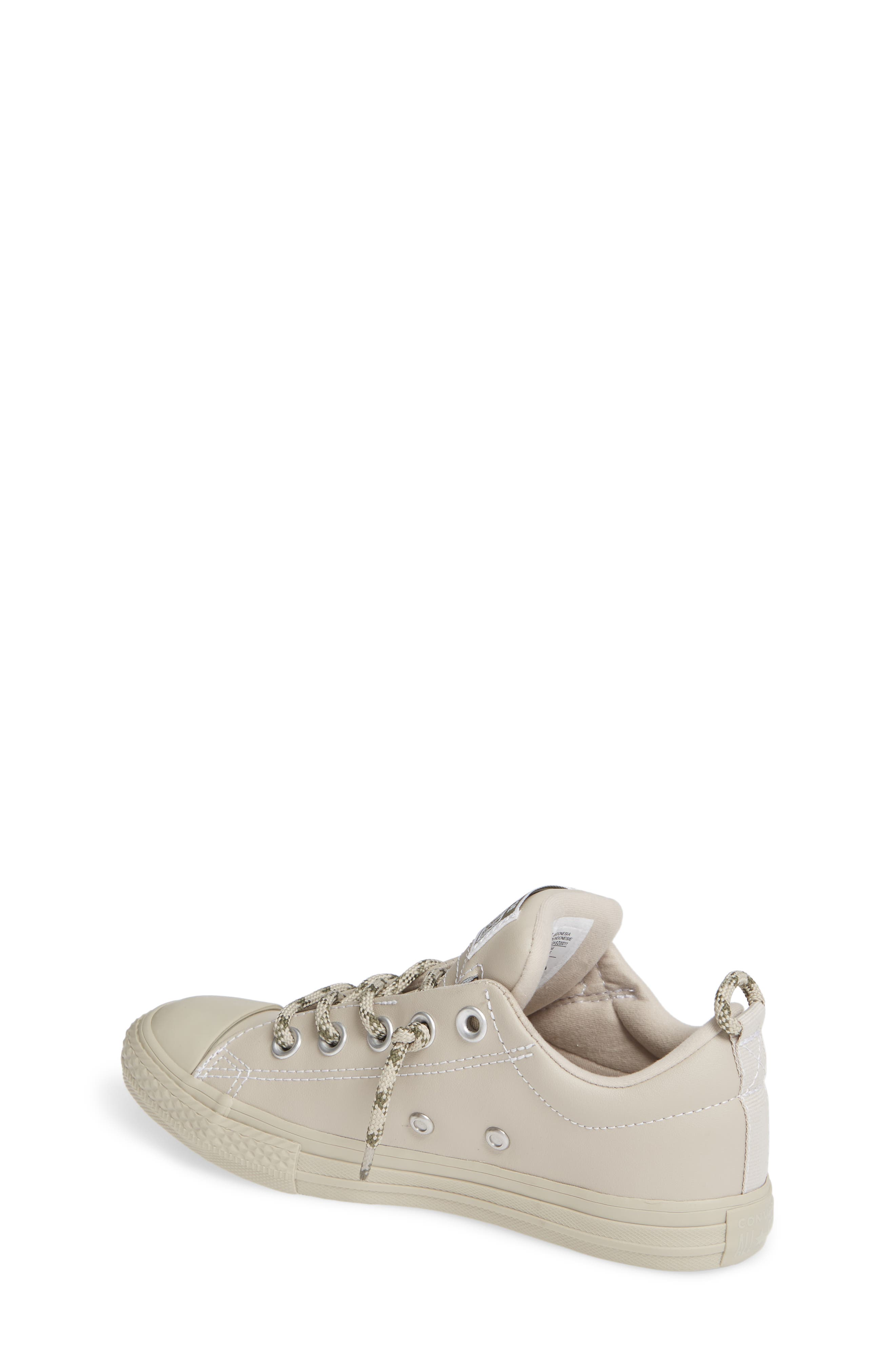 CONVERSE, Chuck Taylor<sup>®</sup> All Star<sup>®</sup> Street Hiker Sneaker, Alternate thumbnail 2, color, PAPYRUS