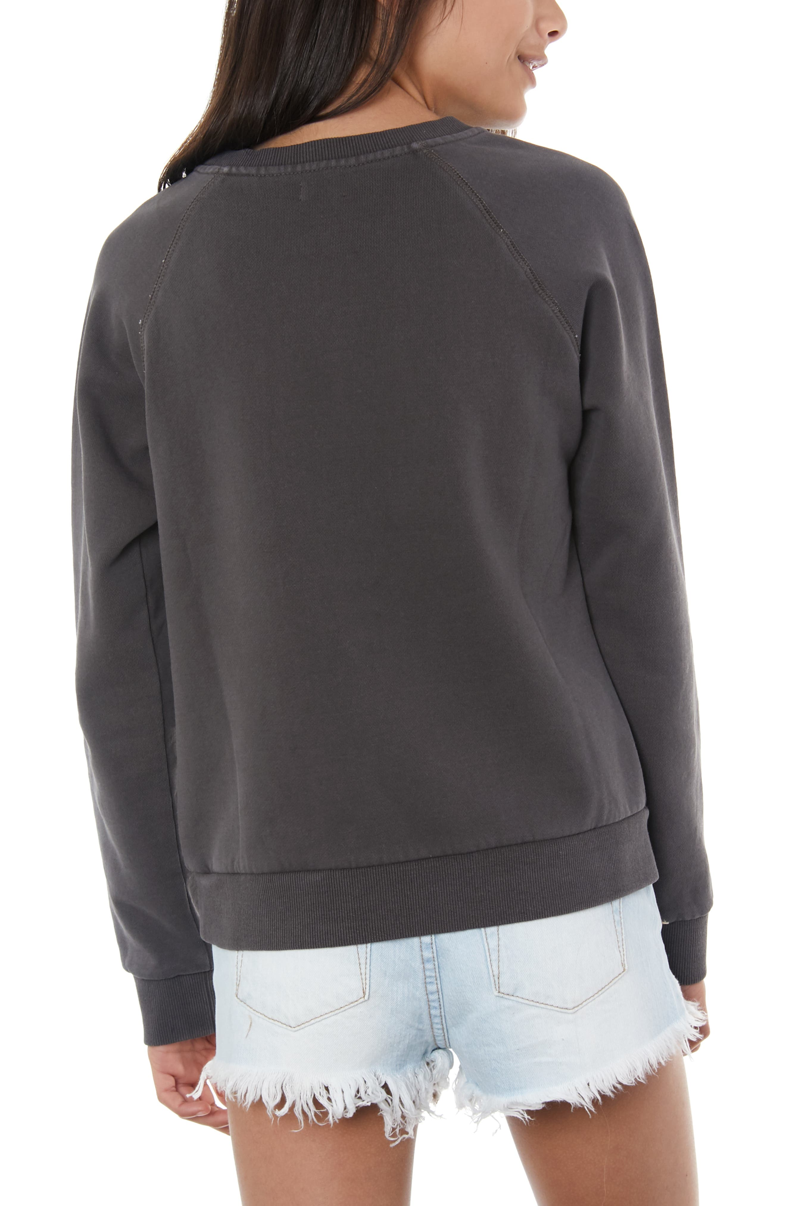 O'NEILL, Way Pullover Sweater, Alternate thumbnail 2, color, EXCALIBUR