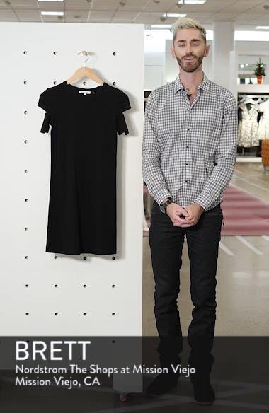 Ribbed Slash Sleeve Dress, sales video thumbnail