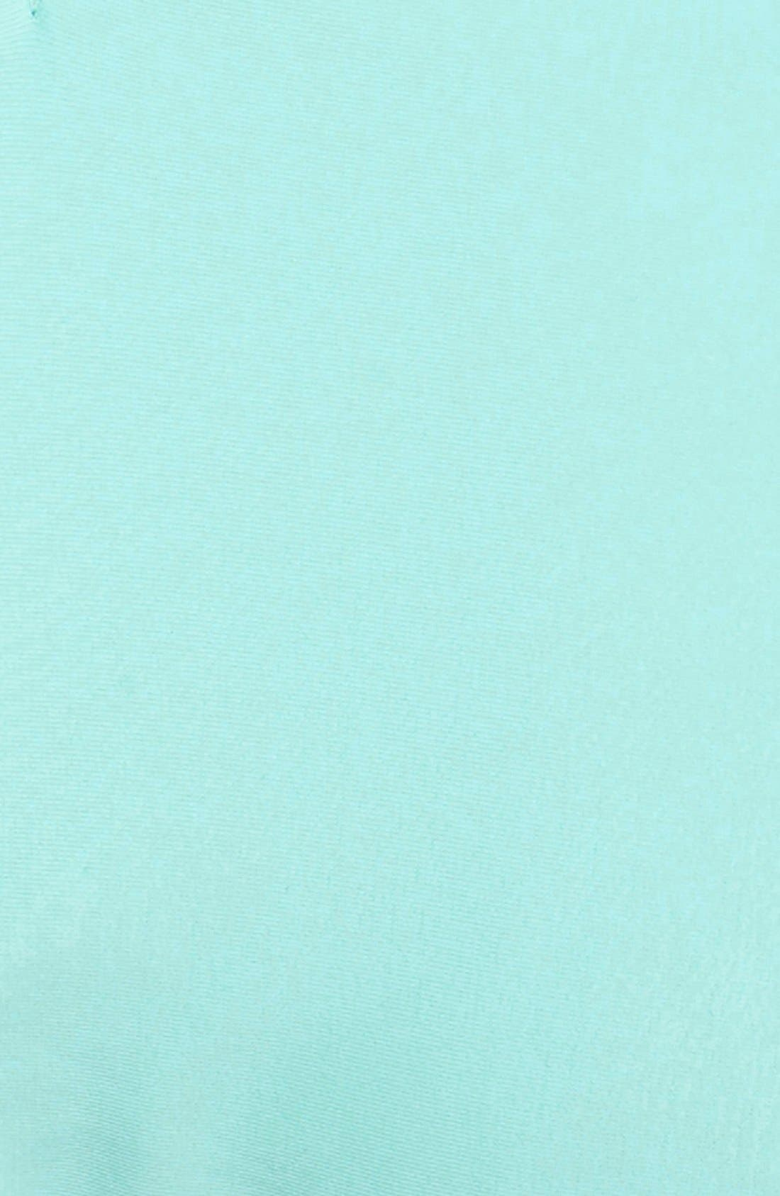 BLUSH BY PROFILE, Shirred Bikini Bottoms, Alternate thumbnail 6, color, 440