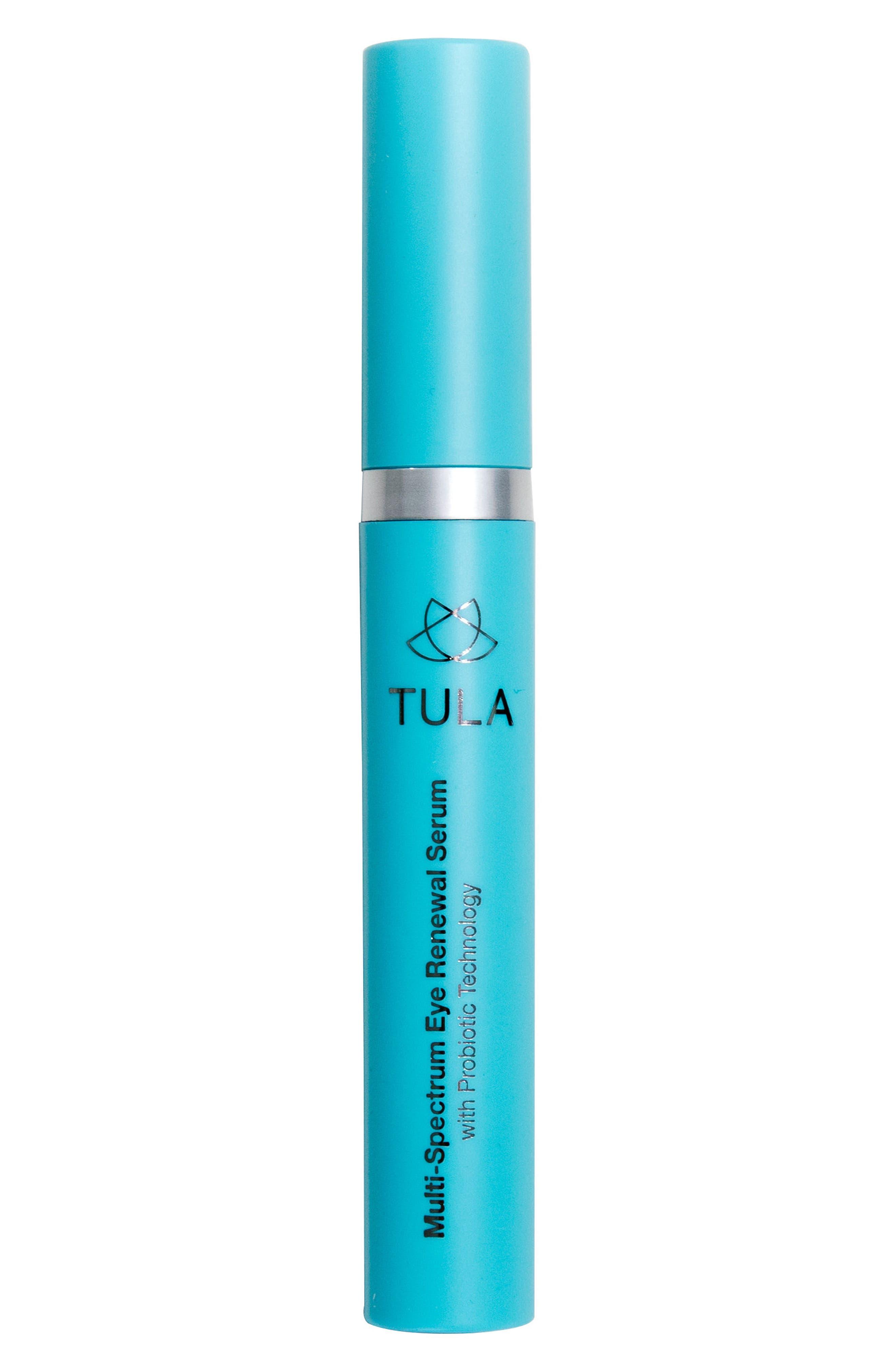 TULA PROBIOTIC SKINCARE, Multi-Spectrum Eye Renewal Serum, Main thumbnail 1, color, NO COLOR