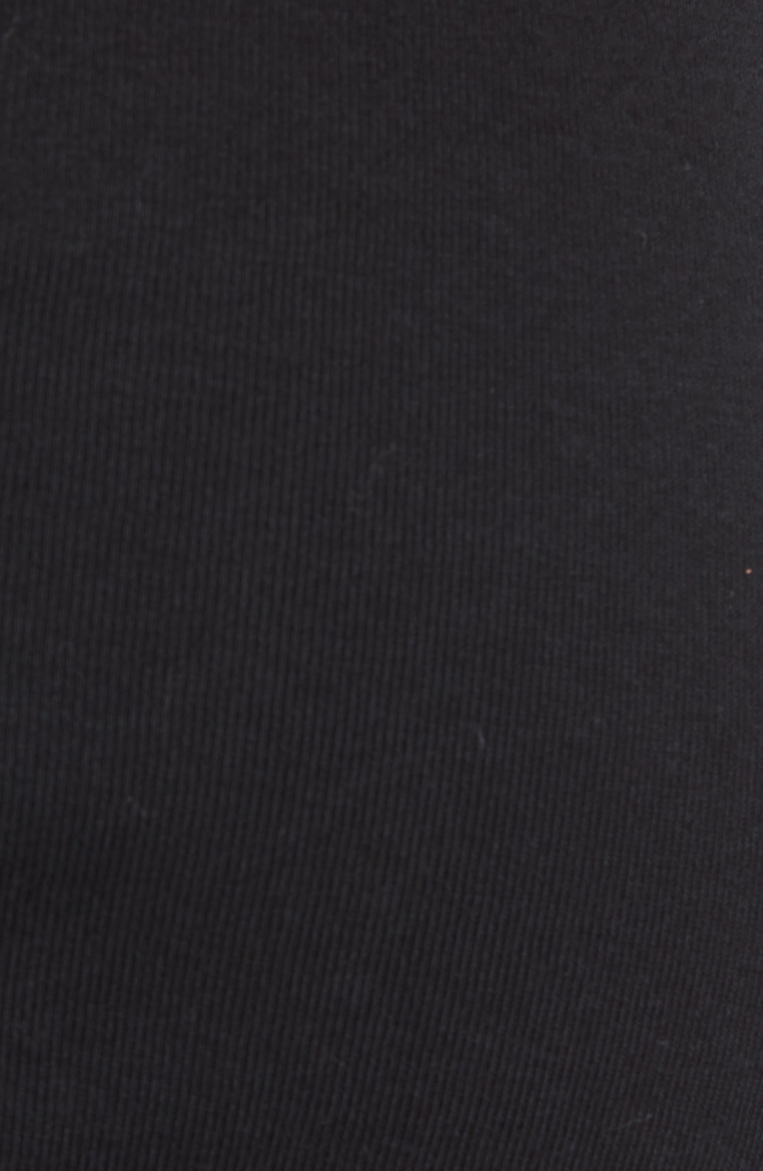 NORDSTROM MEN'S SHOP, 4-Pack Supima<sup>®</sup> Cotton Briefs, Alternate thumbnail 6, color, BLACK