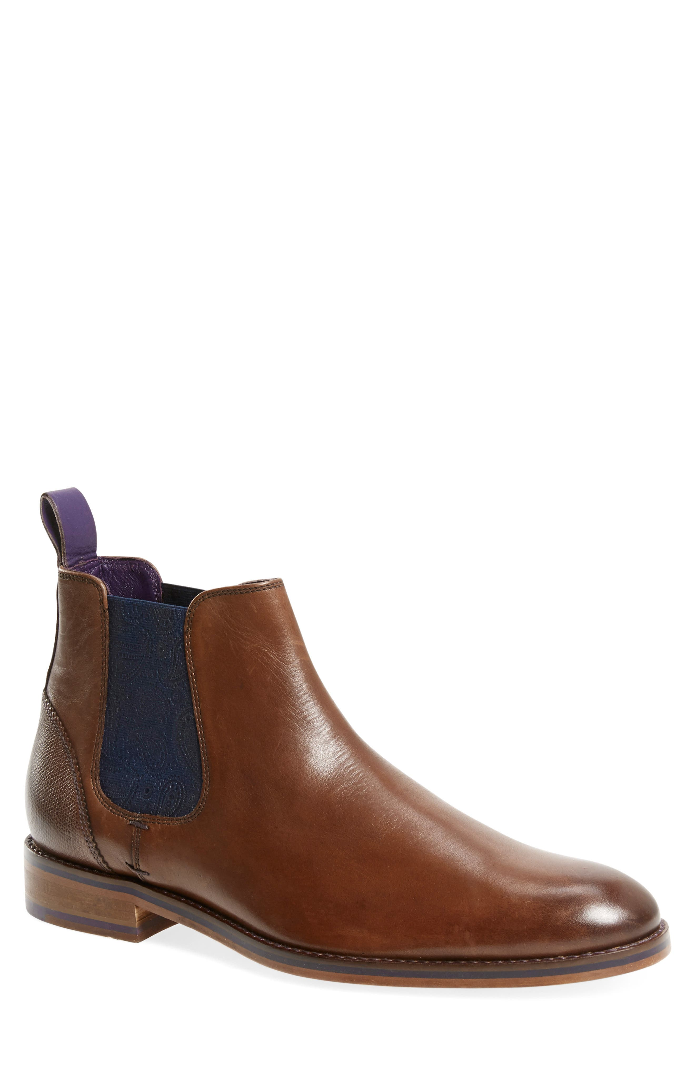 TED BAKER LONDON, 'Camroon 4' Chelsea Boot, Alternate thumbnail 2, color, 219