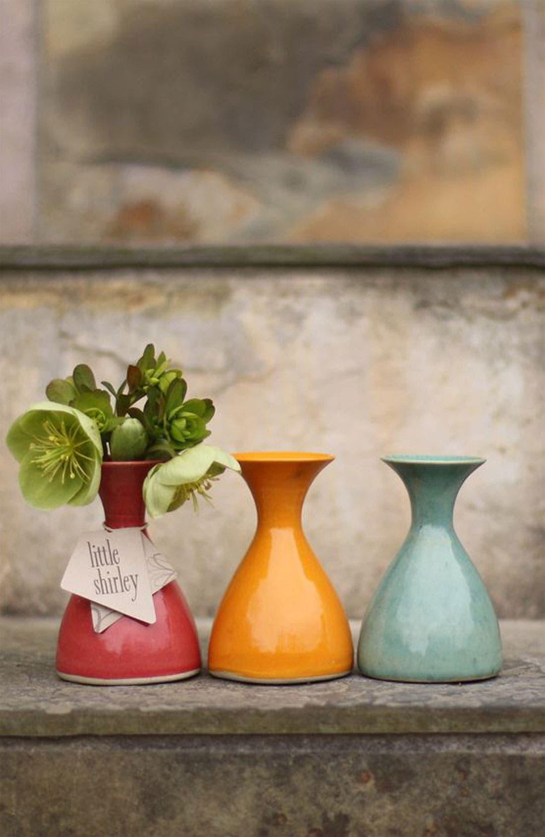 MATERIAL GOOD, 'Little Shirley' Vase, Alternate thumbnail 5, color, 001