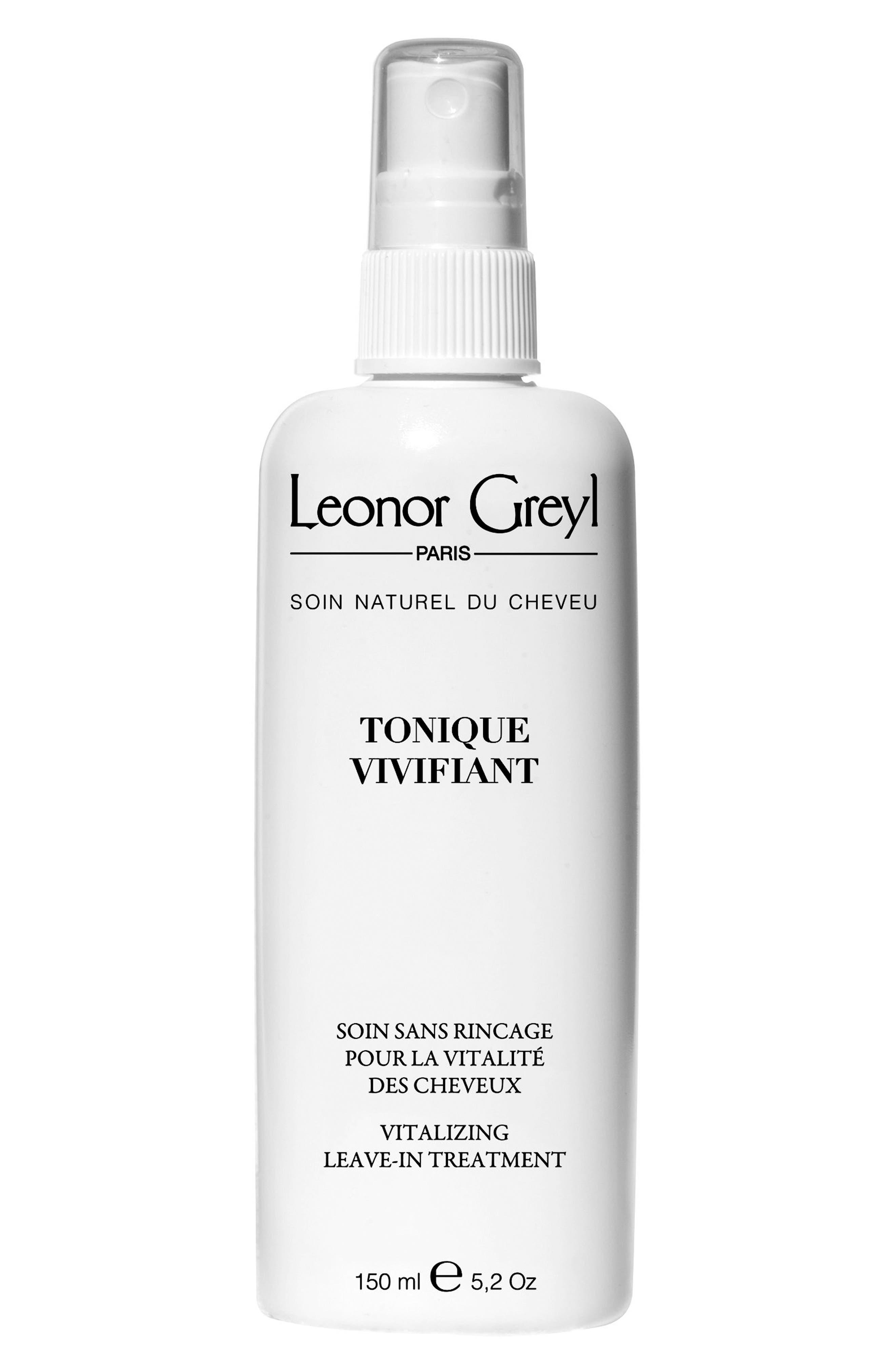 LEONOR GREYL PARIS, Tonique Vivifiant Leave-In Treatment, Main thumbnail 1, color, NO COLOR
