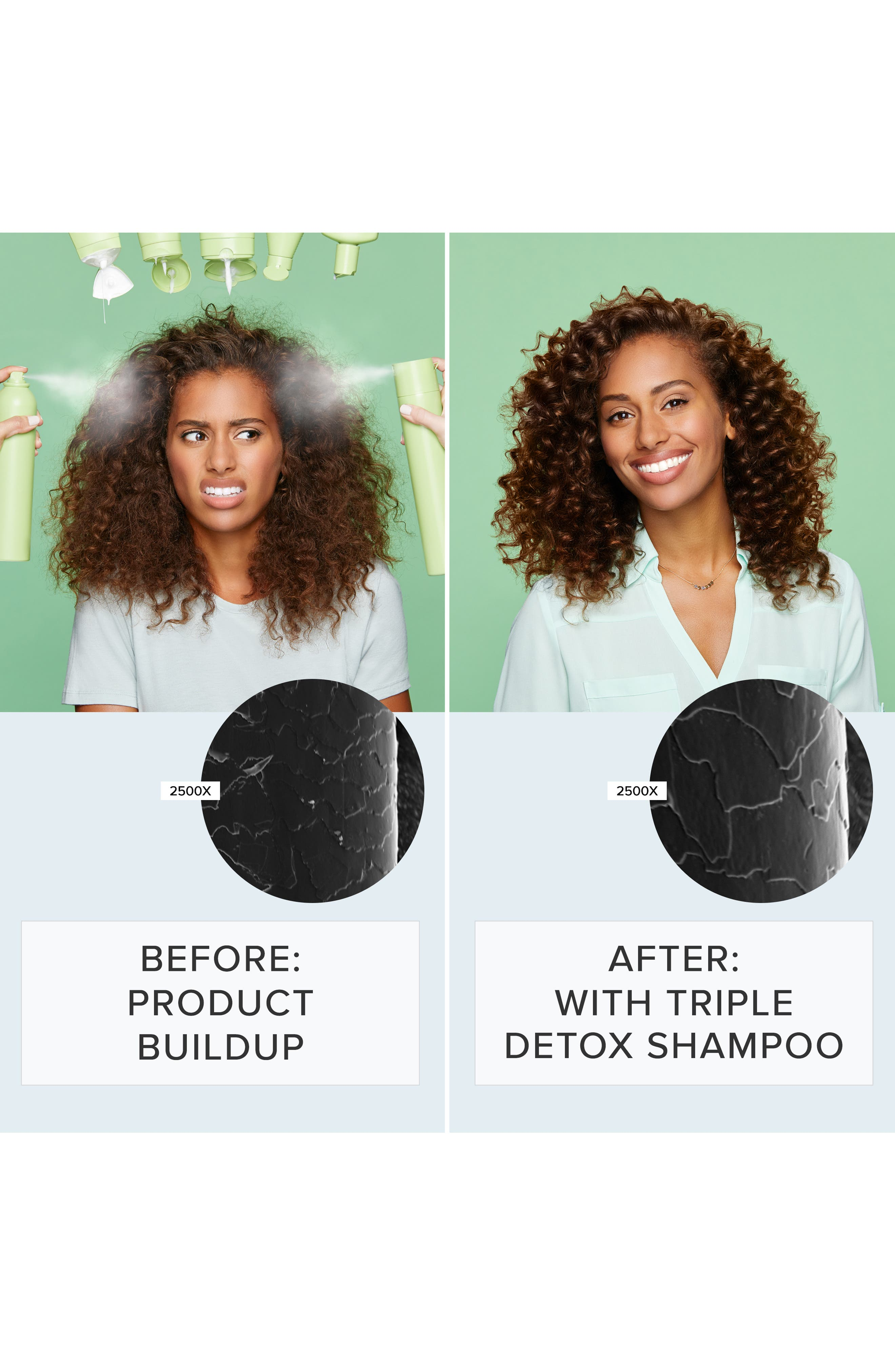 LIVING PROOF<SUP>®</SUP>, Perfect hair Day<sup>™</sup> Triple Detox Shampoo, Alternate thumbnail 5, color, NO COLOR