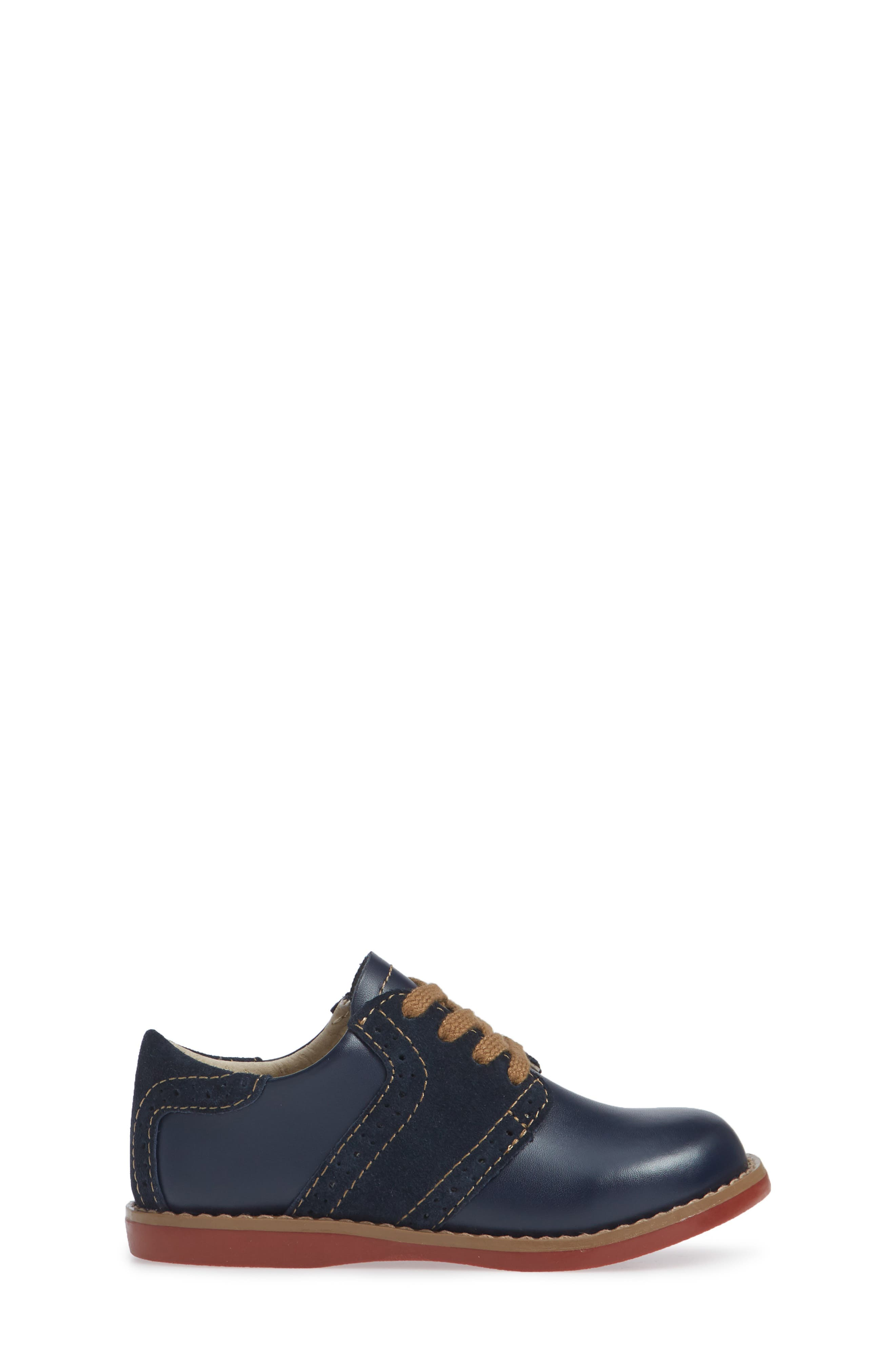 FOOTMATES, Connor Oxford, Alternate thumbnail 3, color, ROYAL/ BLUE
