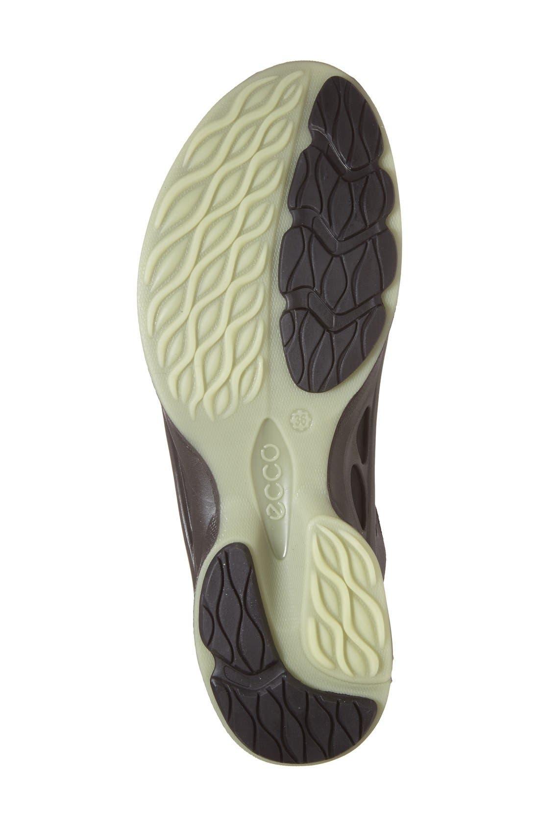 ECCO, 'BIOM Fjuel Racer' Sneaker, Alternate thumbnail 4, color, 017