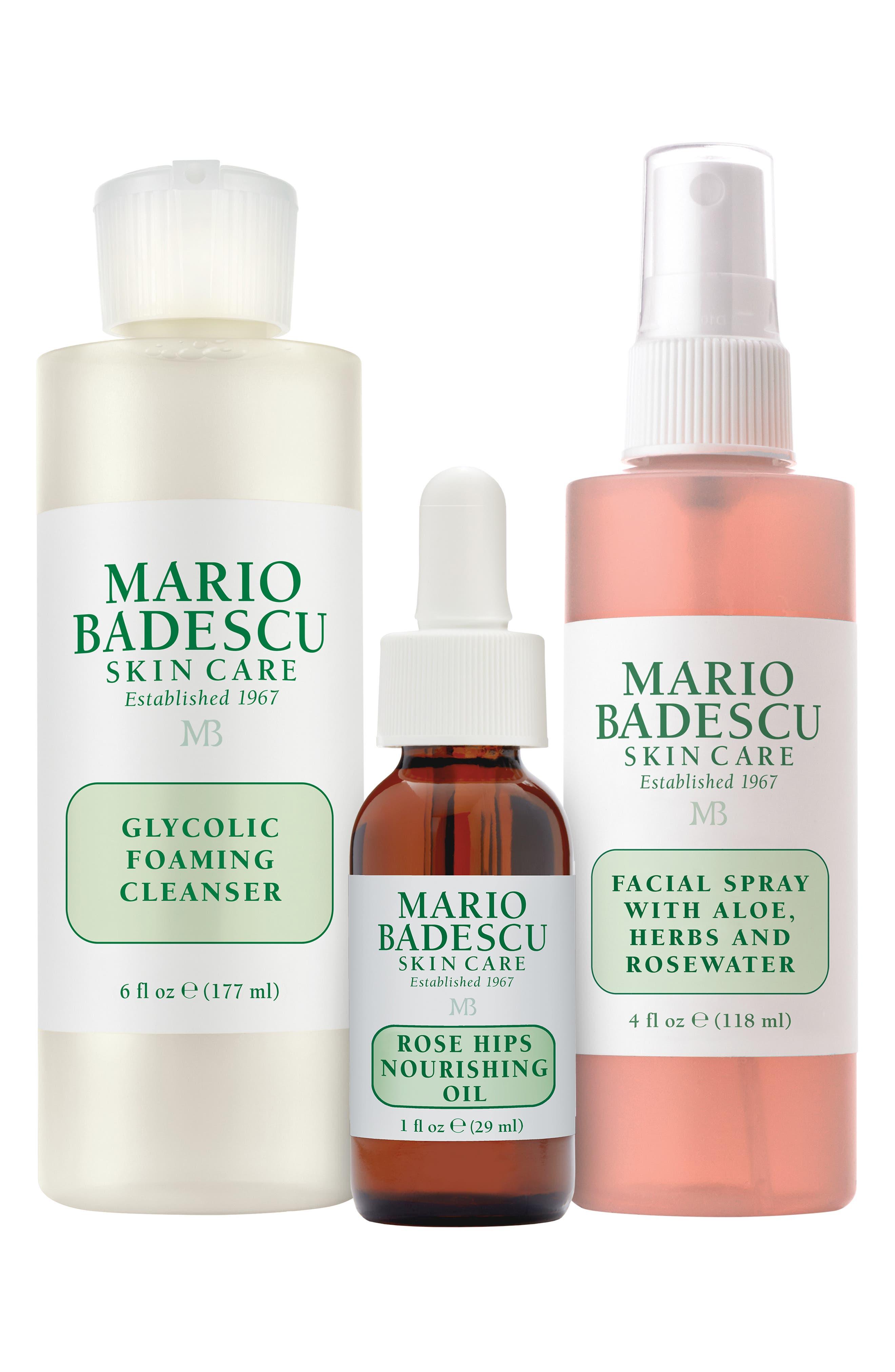 MARIO BADESCU Brightening Trio, Main, color, NO COLOR