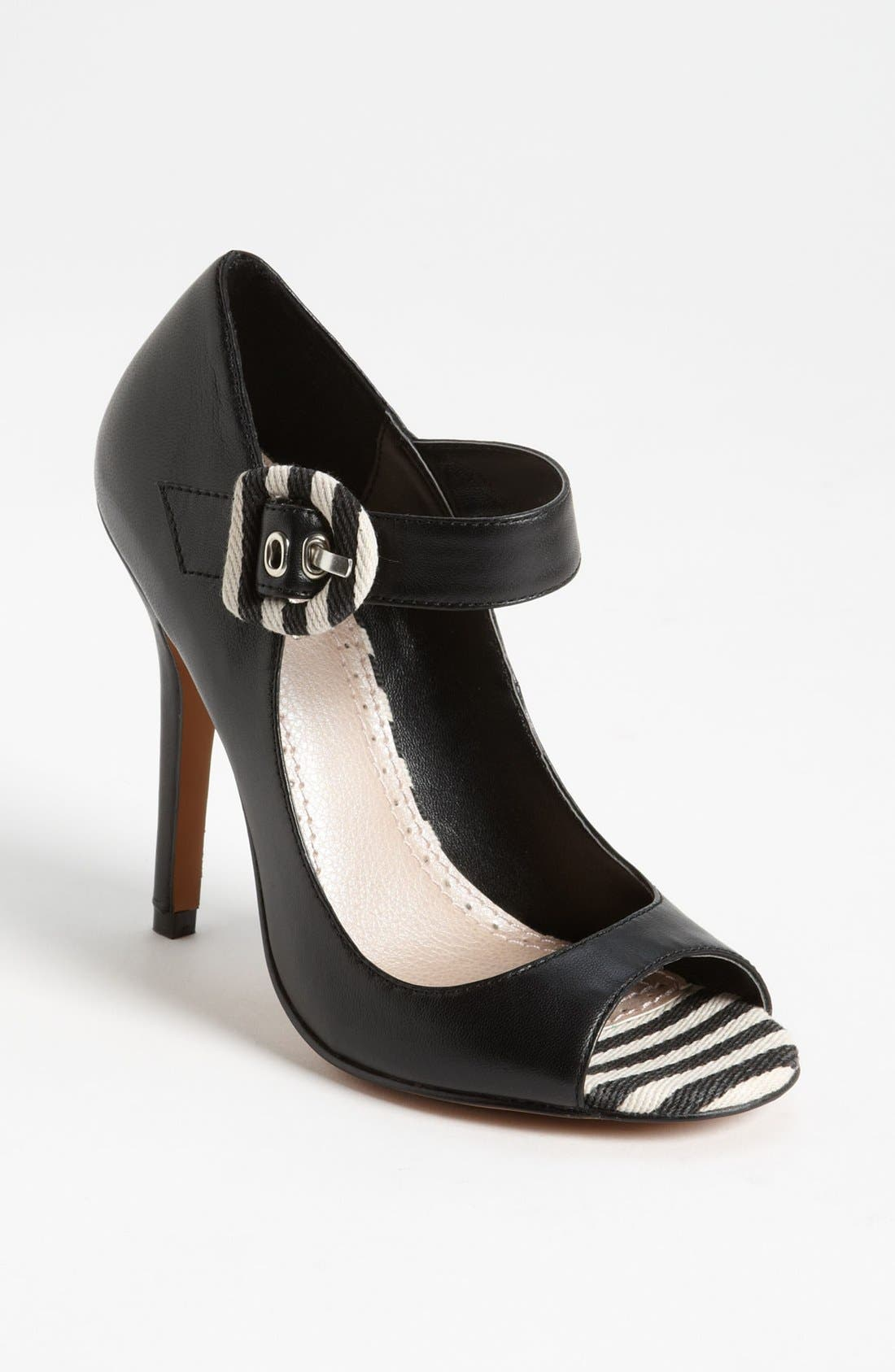 CHARLES BY CHARLES DAVID, 'Tundra' Pump, Main thumbnail 1, color, 001
