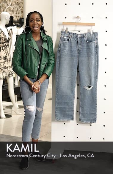 One Rip New Boyfriend Jeans, sales video thumbnail