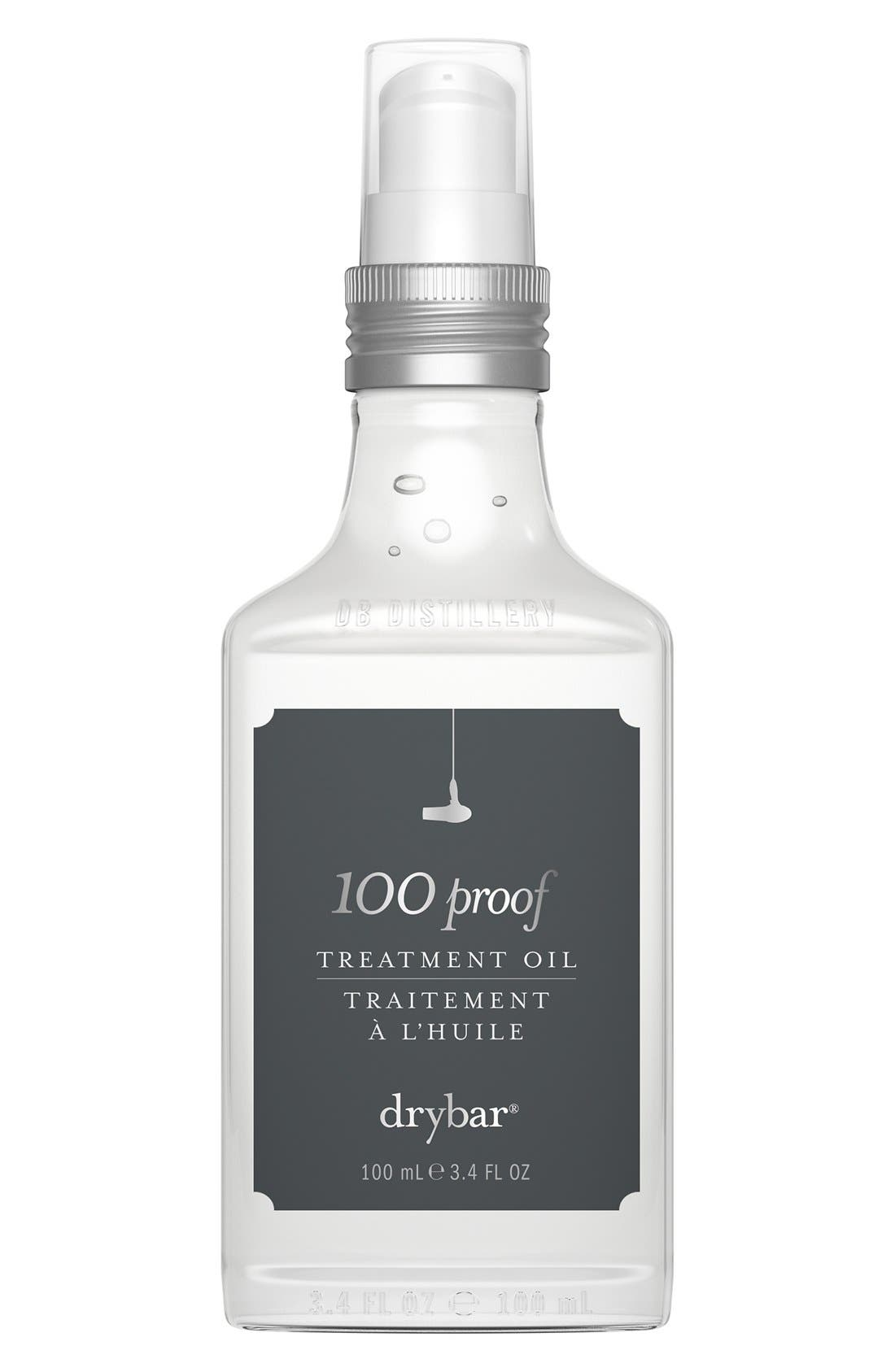 DRYBAR, 100 Proof Smoothing Oil, Main thumbnail 1, color, NO COLOR