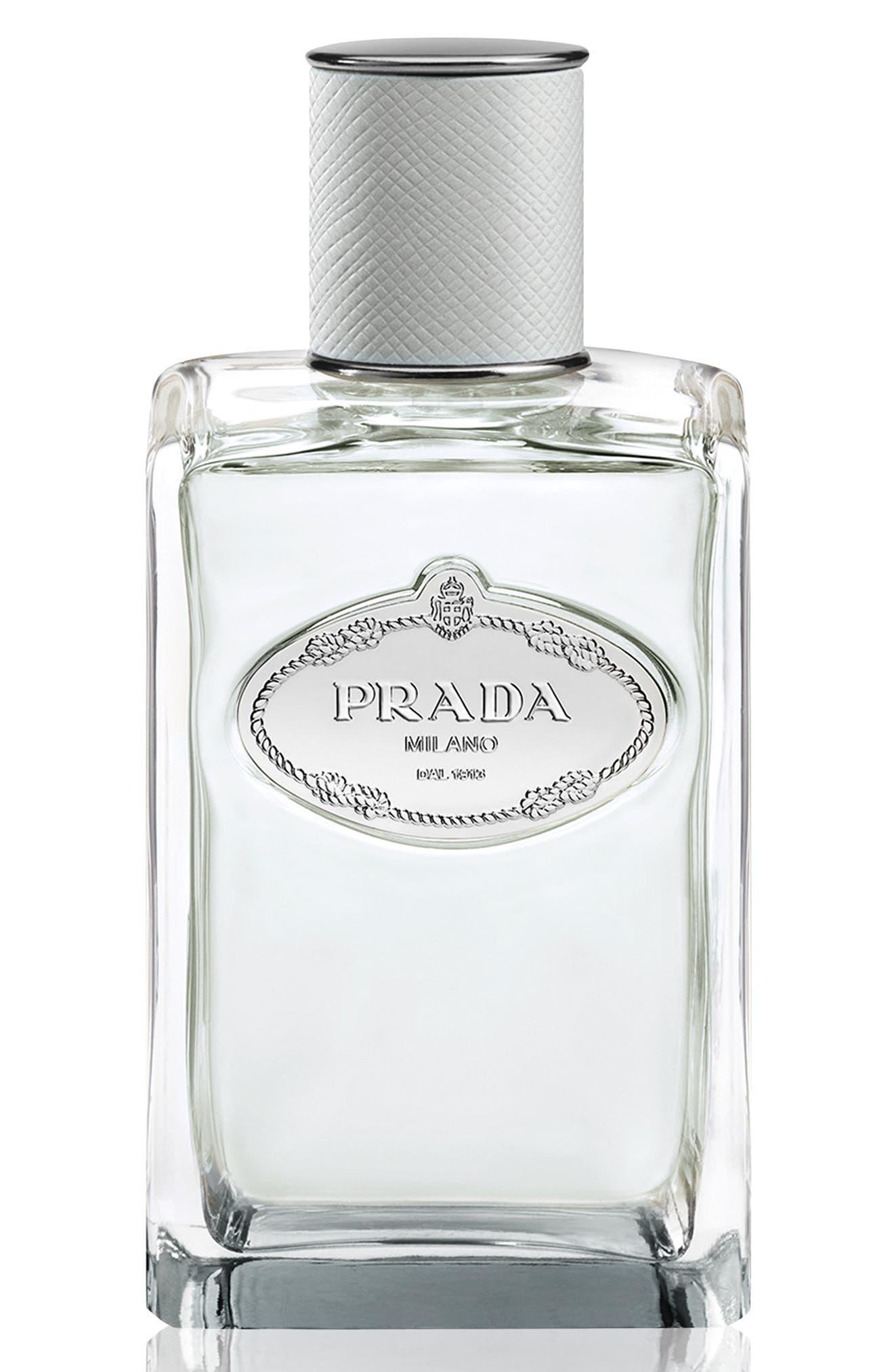 PRADA Les Infusions Iris Cèdre Eau de Parfum, Main, color, NO COLOR