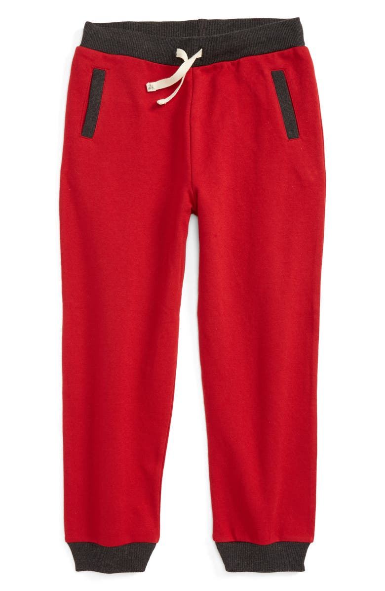 26f549708b Burt's Bees Baby French Terry Organic Cotton Jogger Pants (Toddler ...