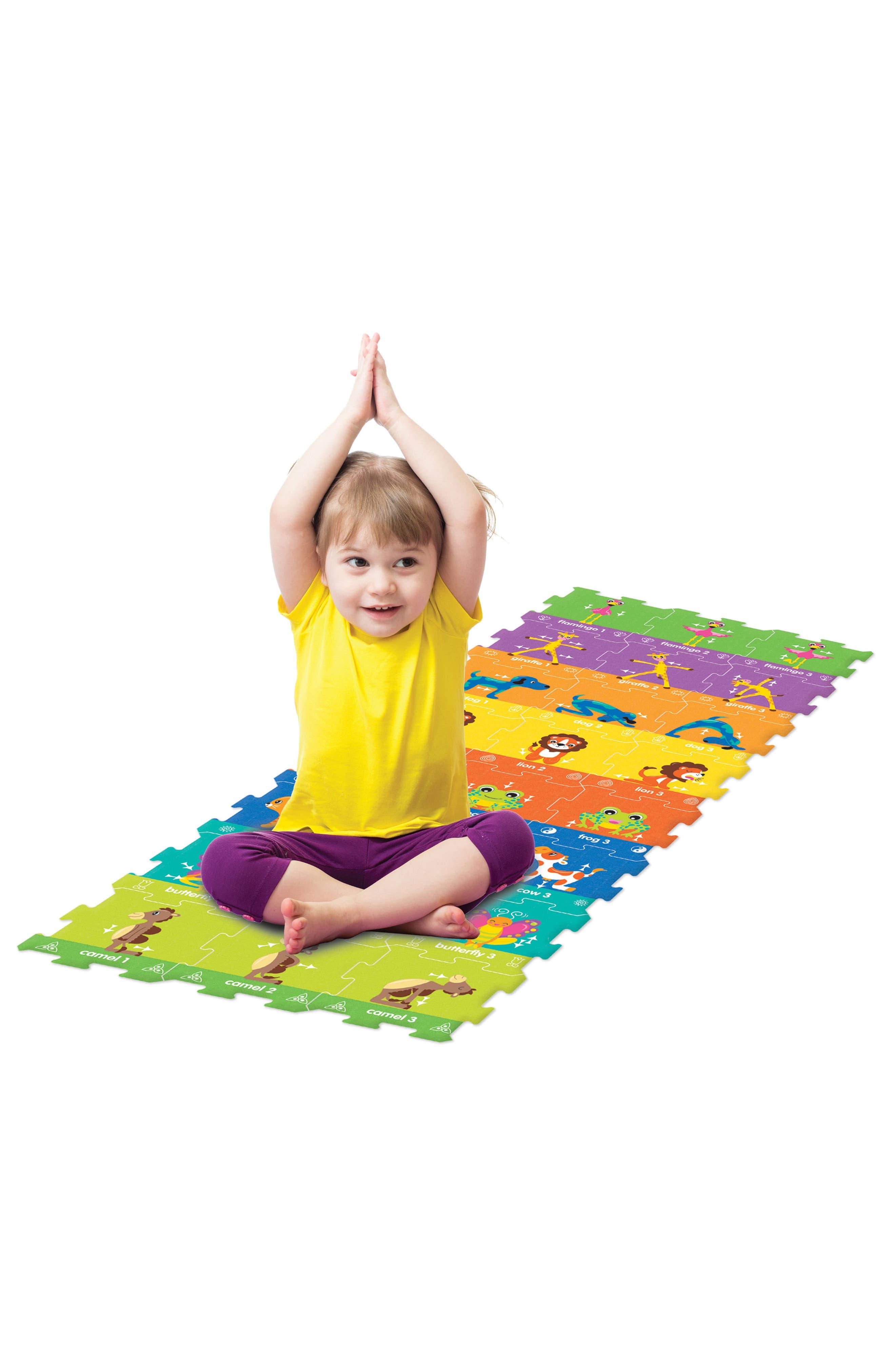 ALEX<SUP>®</SUP> TOYS, Yoga Activity Mat, Alternate thumbnail 7, color, 960