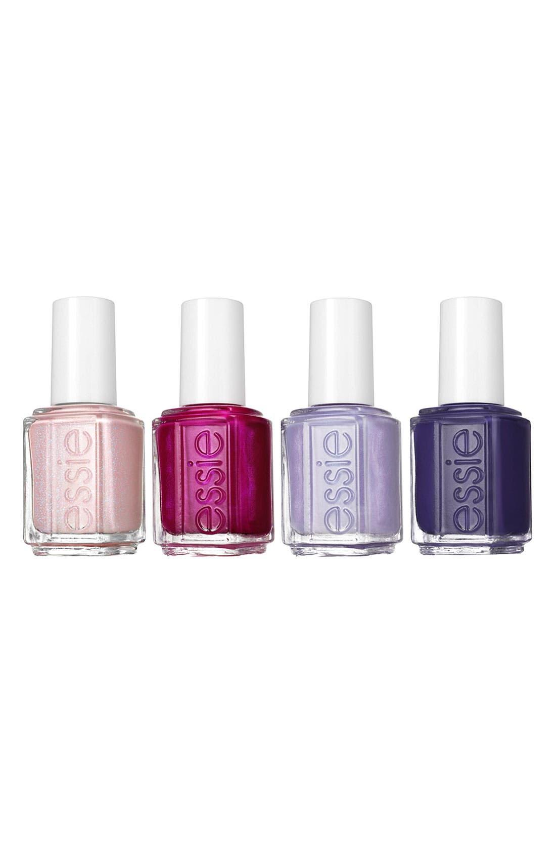 ESSIE,  Nail Polish - Purples, Main thumbnail 1, color, 205
