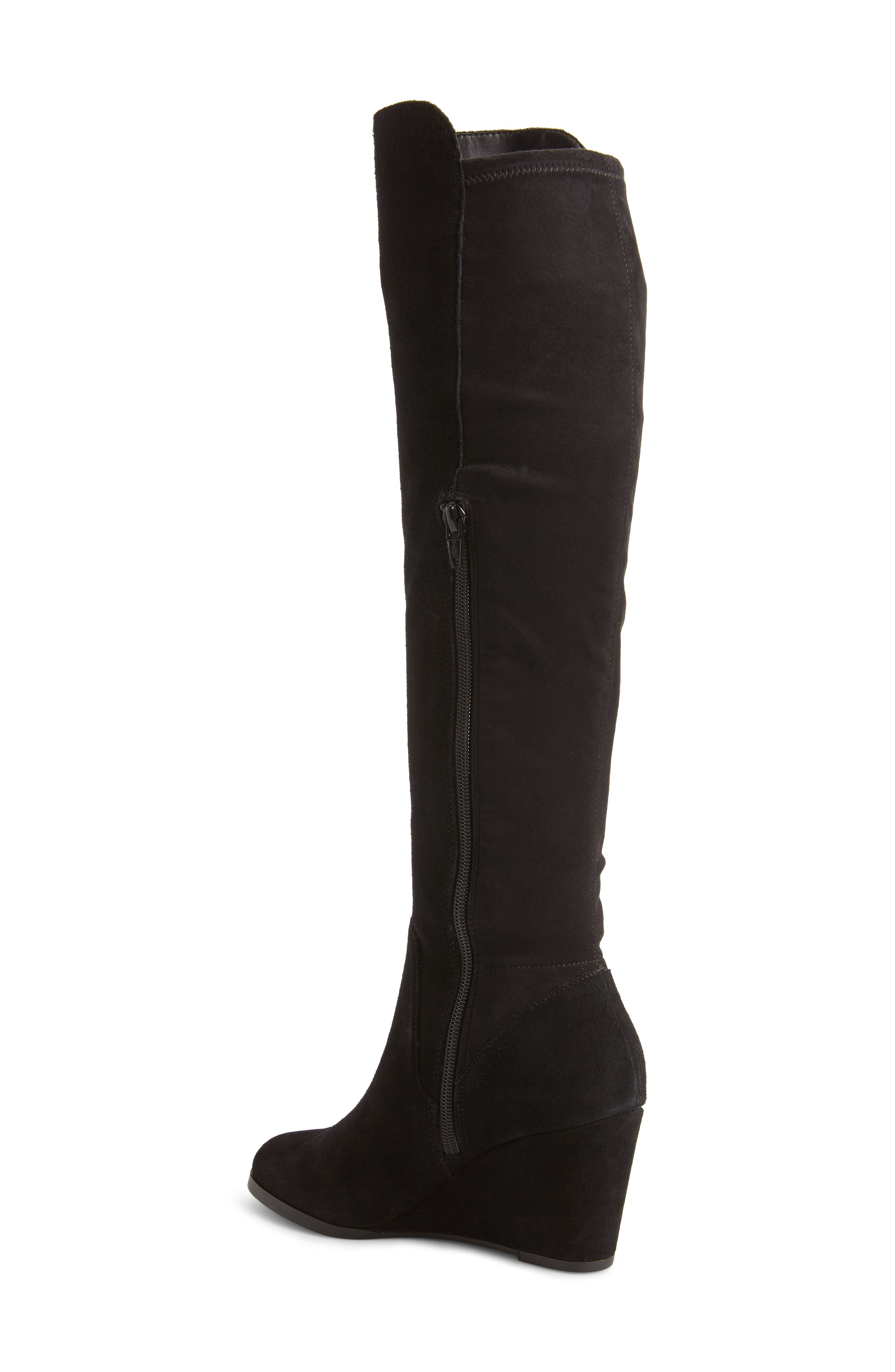 SOLE SOCIETY, Laila Boot, Alternate thumbnail 2, color, 001