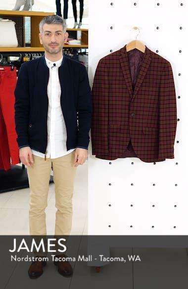 Thorn Slim Fit Suit Jacket, sales video thumbnail
