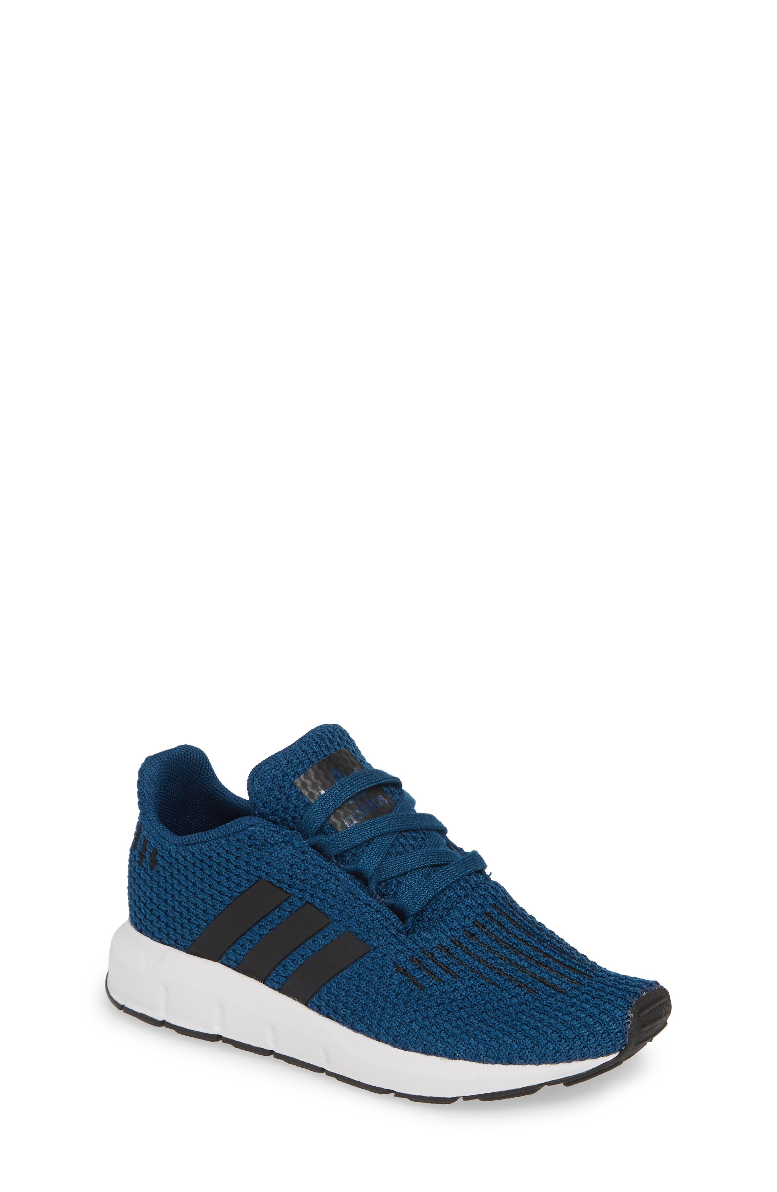 Toddler Adidas Swift Run J Sneaker Size 115 M  Blue