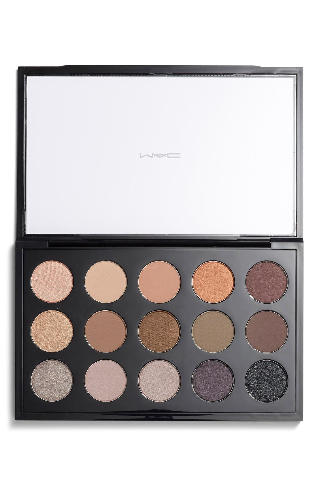 MAC COSMETICS, MAC Nordstrom Now Eyeshadow Palette, Main thumbnail 1, color, 200