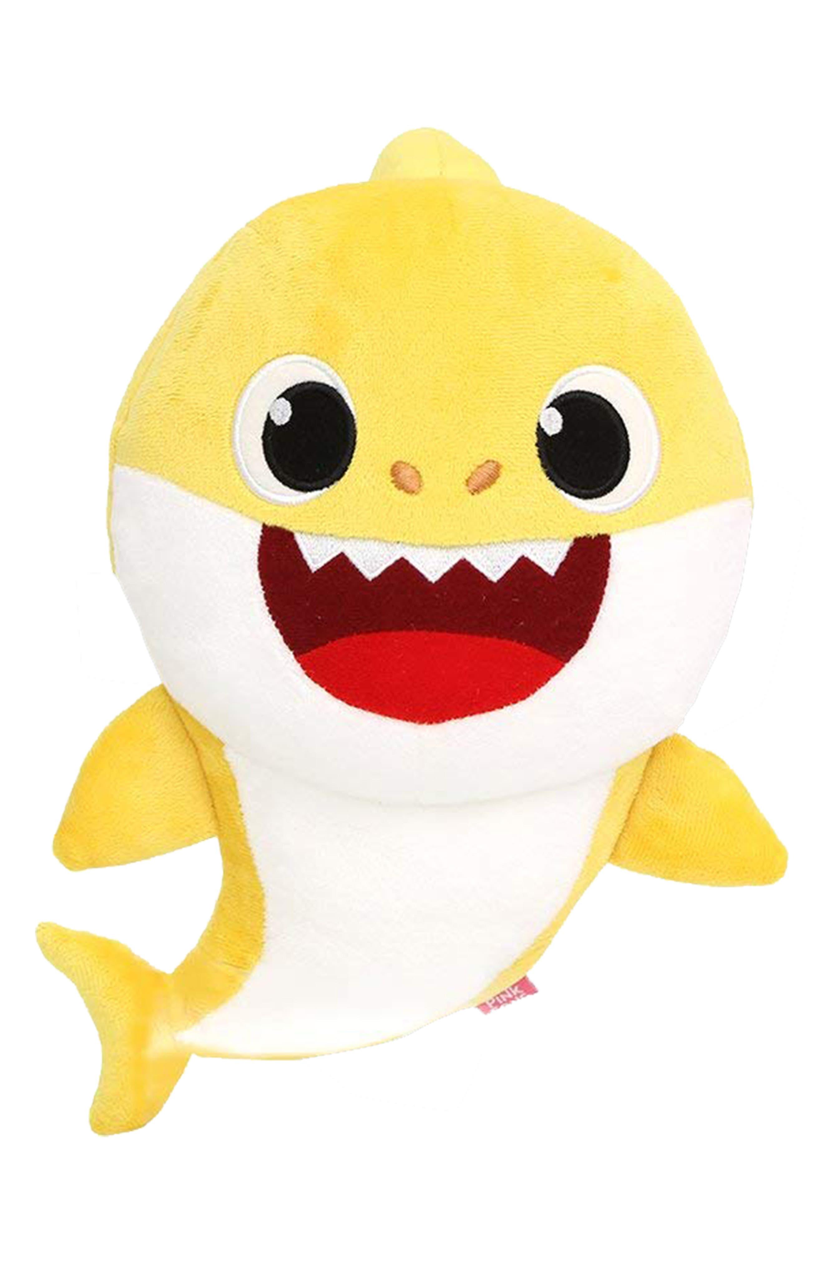 Toddler California Creations Baby Shark Stuffed Animal