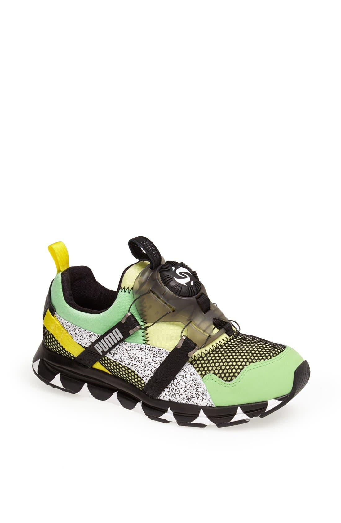 PUMA, 'Disc - Solange' Sneaker, Main thumbnail 1, color, 020