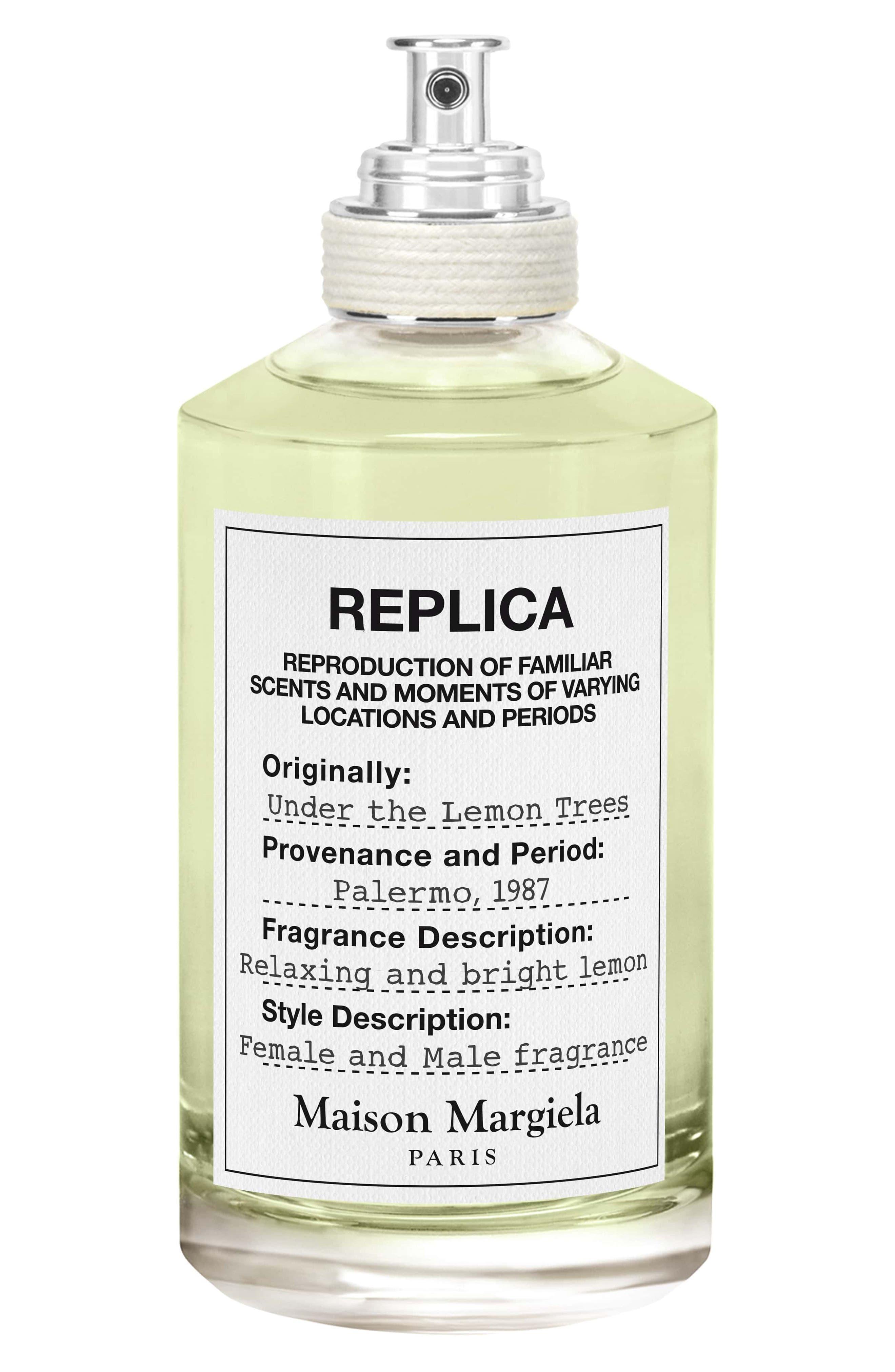 MAISON MARGIELA, Replica Under the Lemon Trees Fragrance, Main thumbnail 1, color, NO COLOR