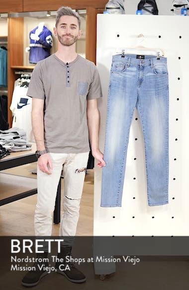 Adrien Luxe Performance Slim Fit Jeans, sales video thumbnail