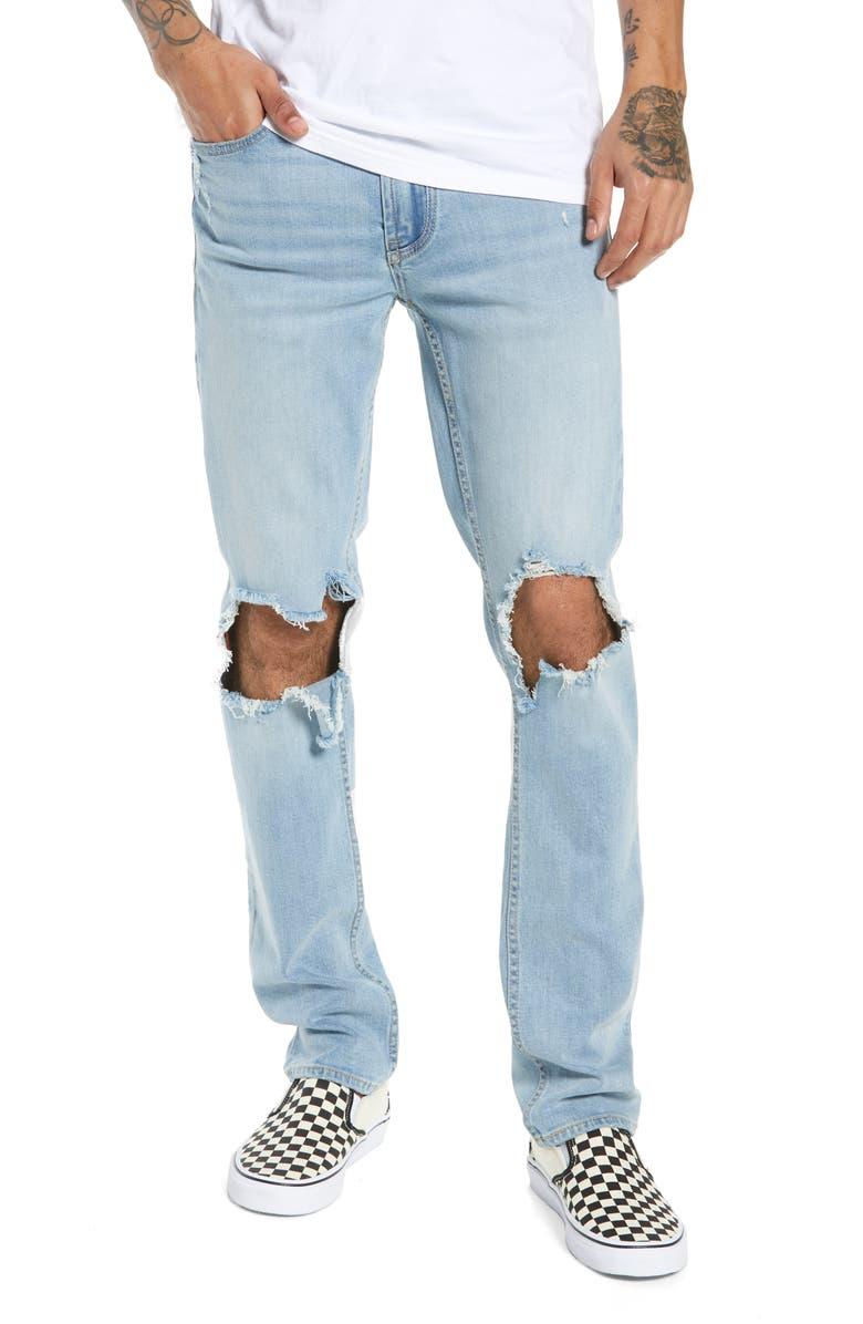 Blanknyc Jeans HORATIO DISTRESSED SKINNY FIT JEANS