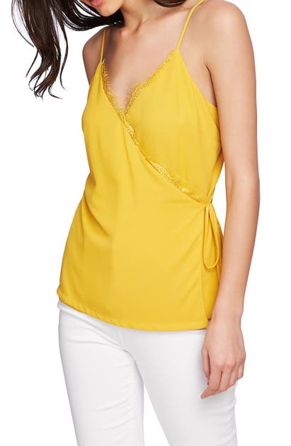1.state Tops WRAP CAMISOLE