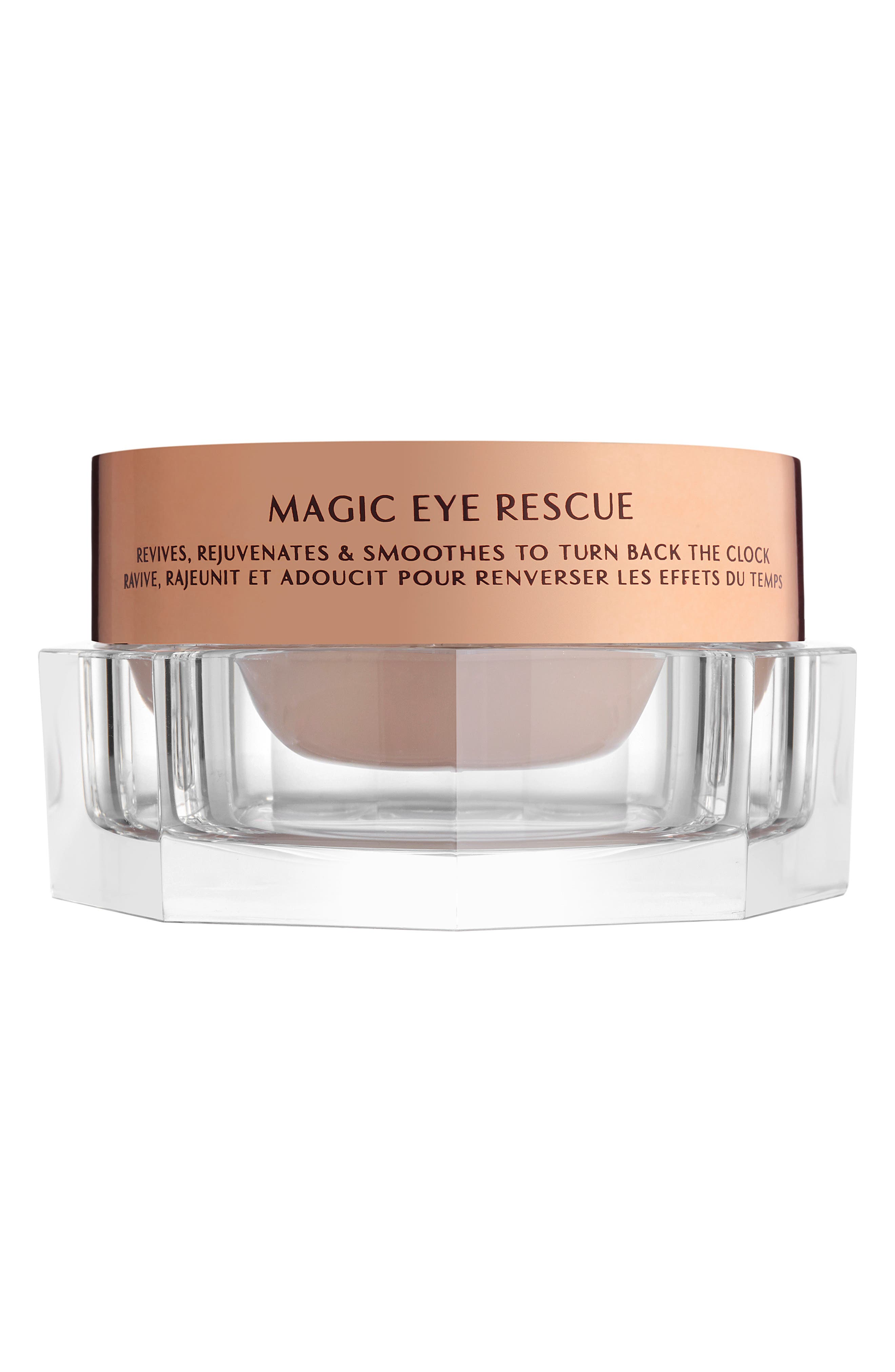 CHARLOTTE TILBURY, Magic Eye Rescue Cream, Main thumbnail 1, color, NO COLOR