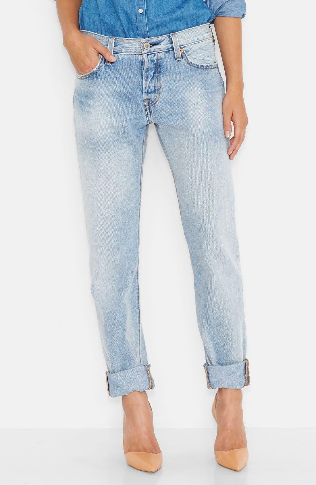LEVI'S<SUP>®</SUP>, '501<sup>®</sup>' Jeans, Main thumbnail 1, color, 400