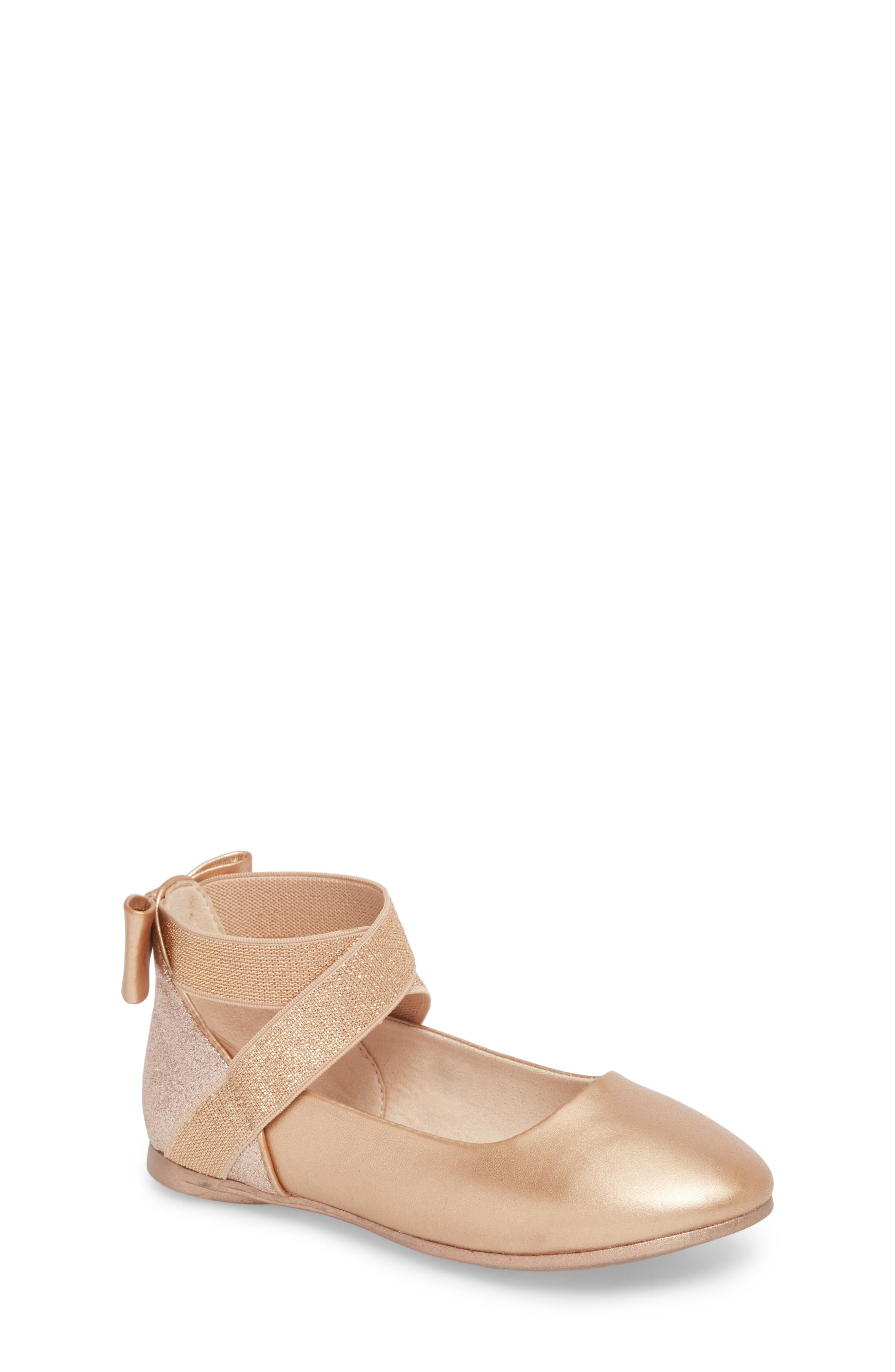 KENNETH COLE NEW YORK Glitz Flat, Main, color, PALE ROSE