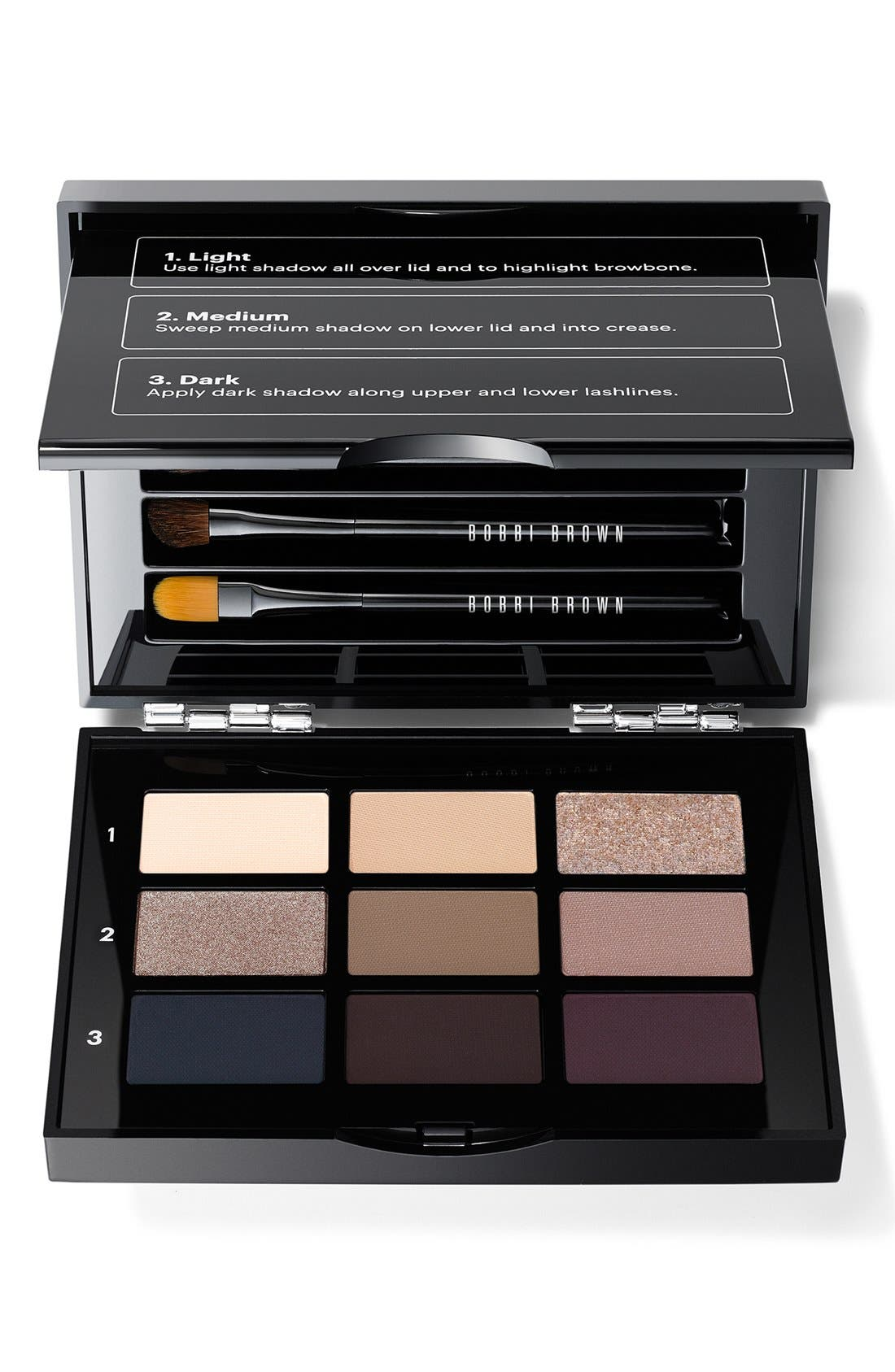 BOBBI BROWN, 'Everything Eyes' Palette, Alternate thumbnail 6, color, 000