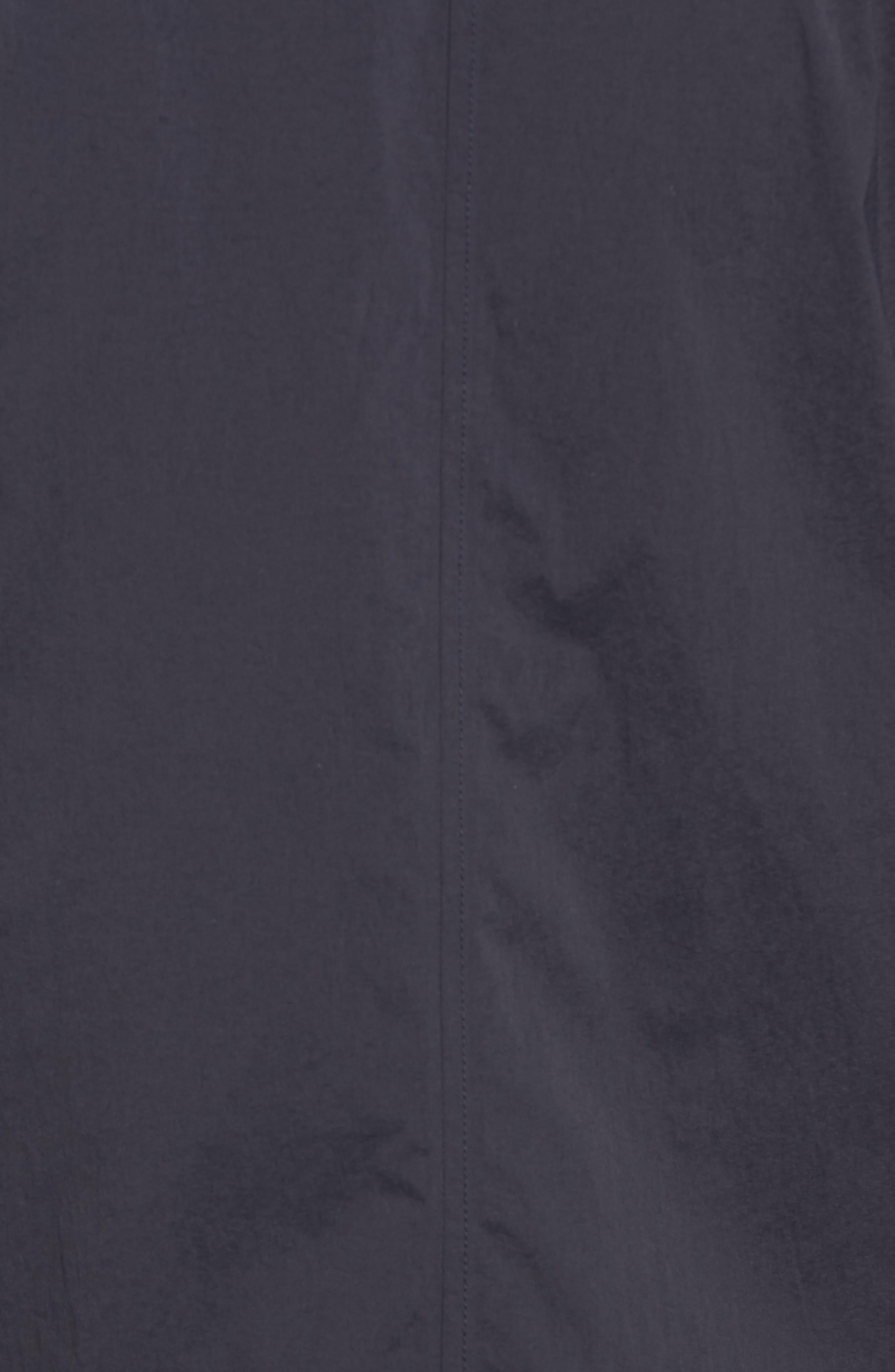 VINCE, Hooded Jacket, Alternate thumbnail 5, color, 403