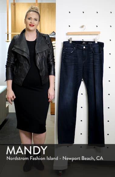 Luxe Performance - Carsen Straight Leg Jeans, sales video thumbnail