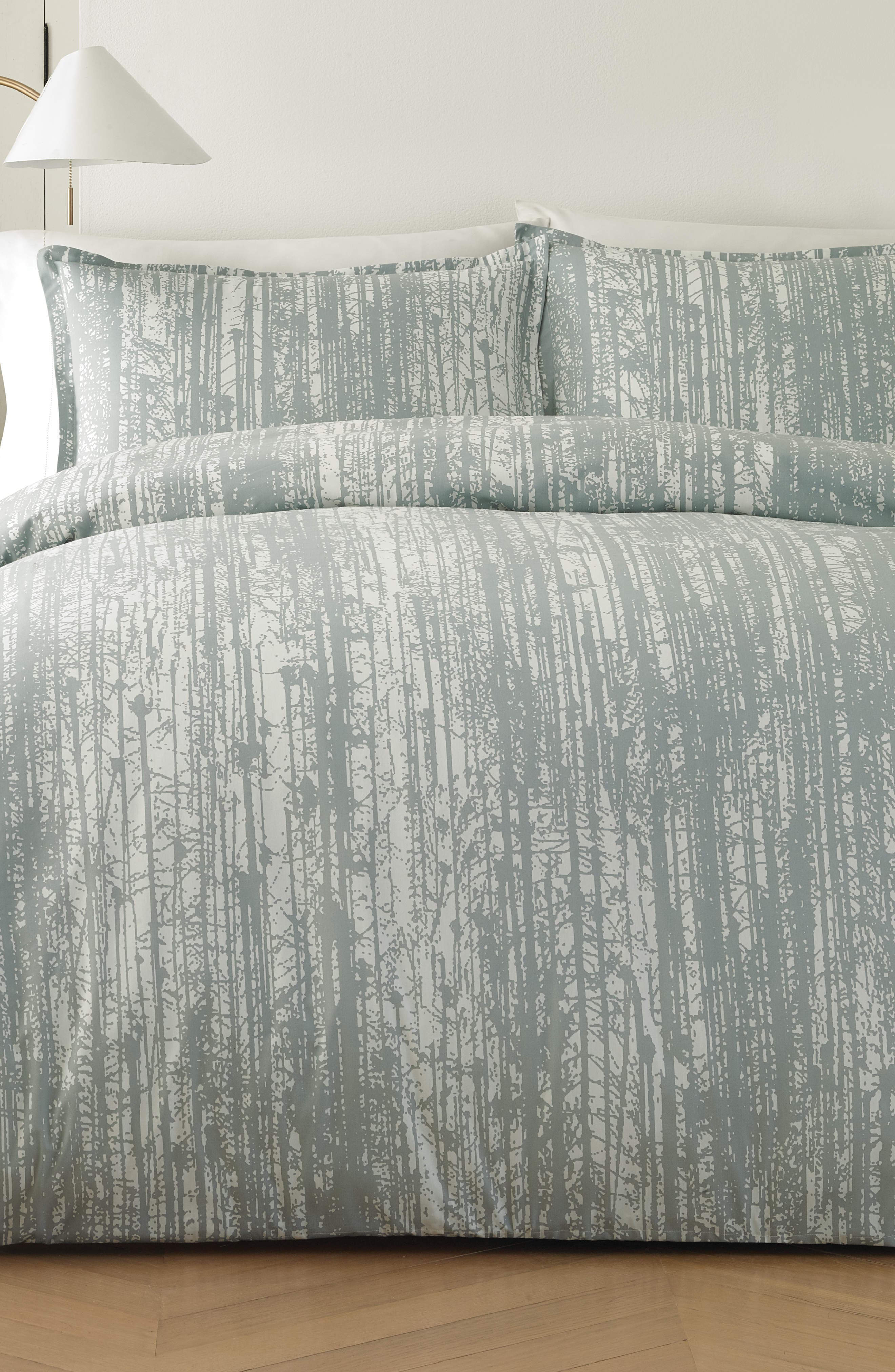 MARIMEKKO Pihkassa Comforter & Sham Set, Main, color, 335