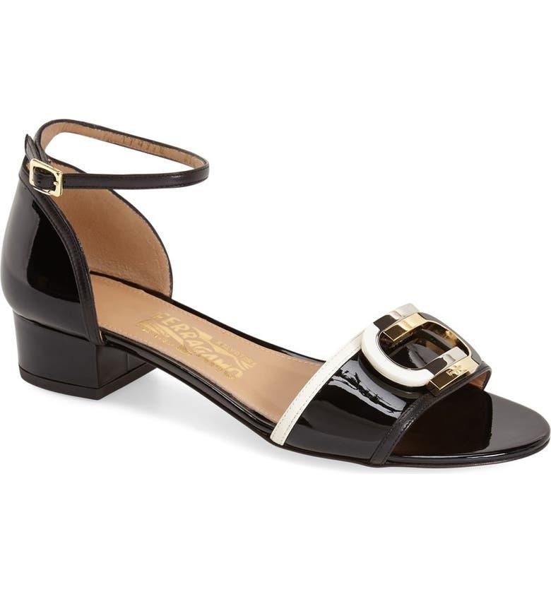 8630f2d6e1e Salvatore Ferragamo  Glenn  Ankle Strap Sandal (Women)