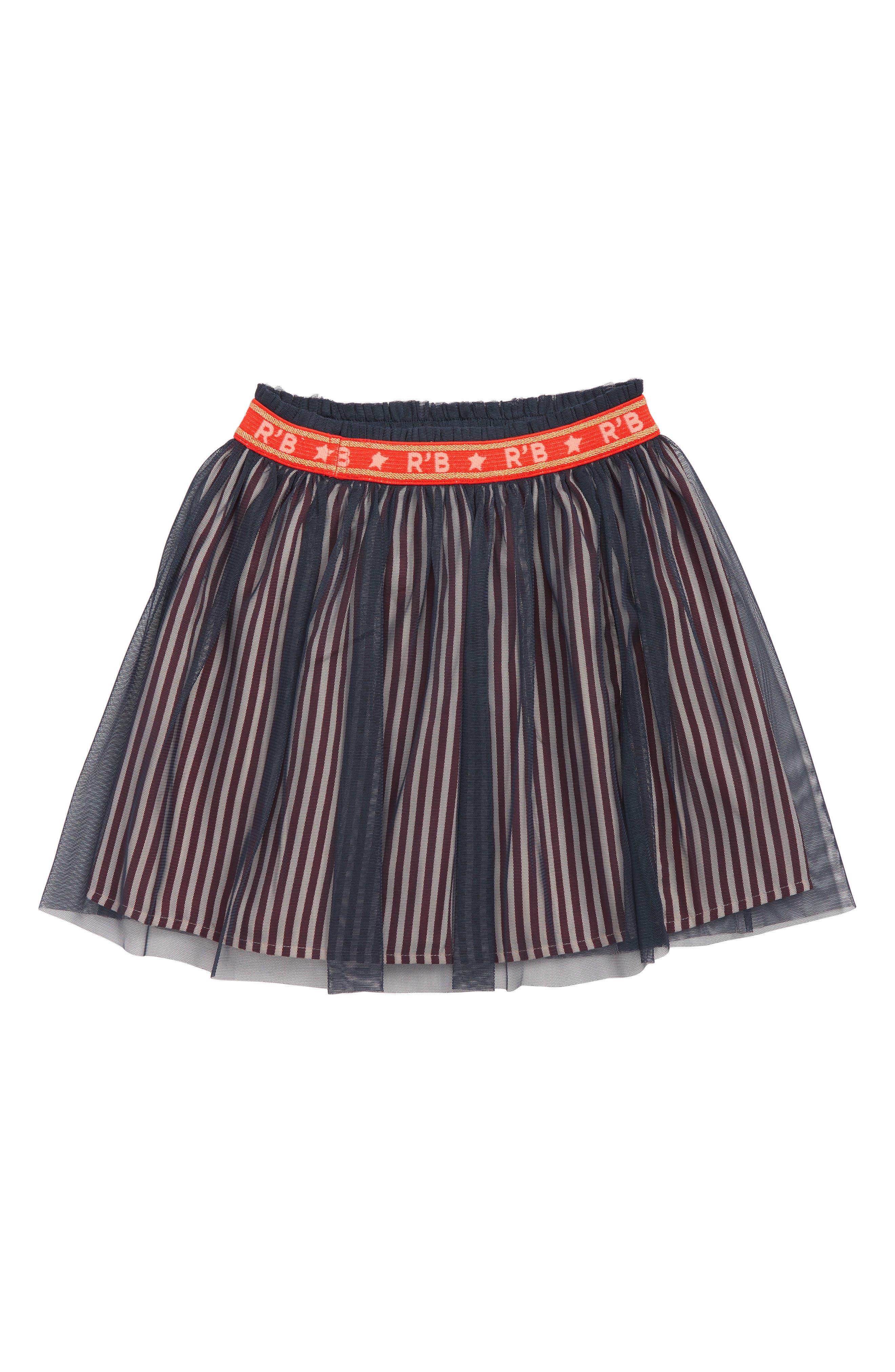 SCOTCH R'BELLE Tulle Skirt, Main, color, 593 N