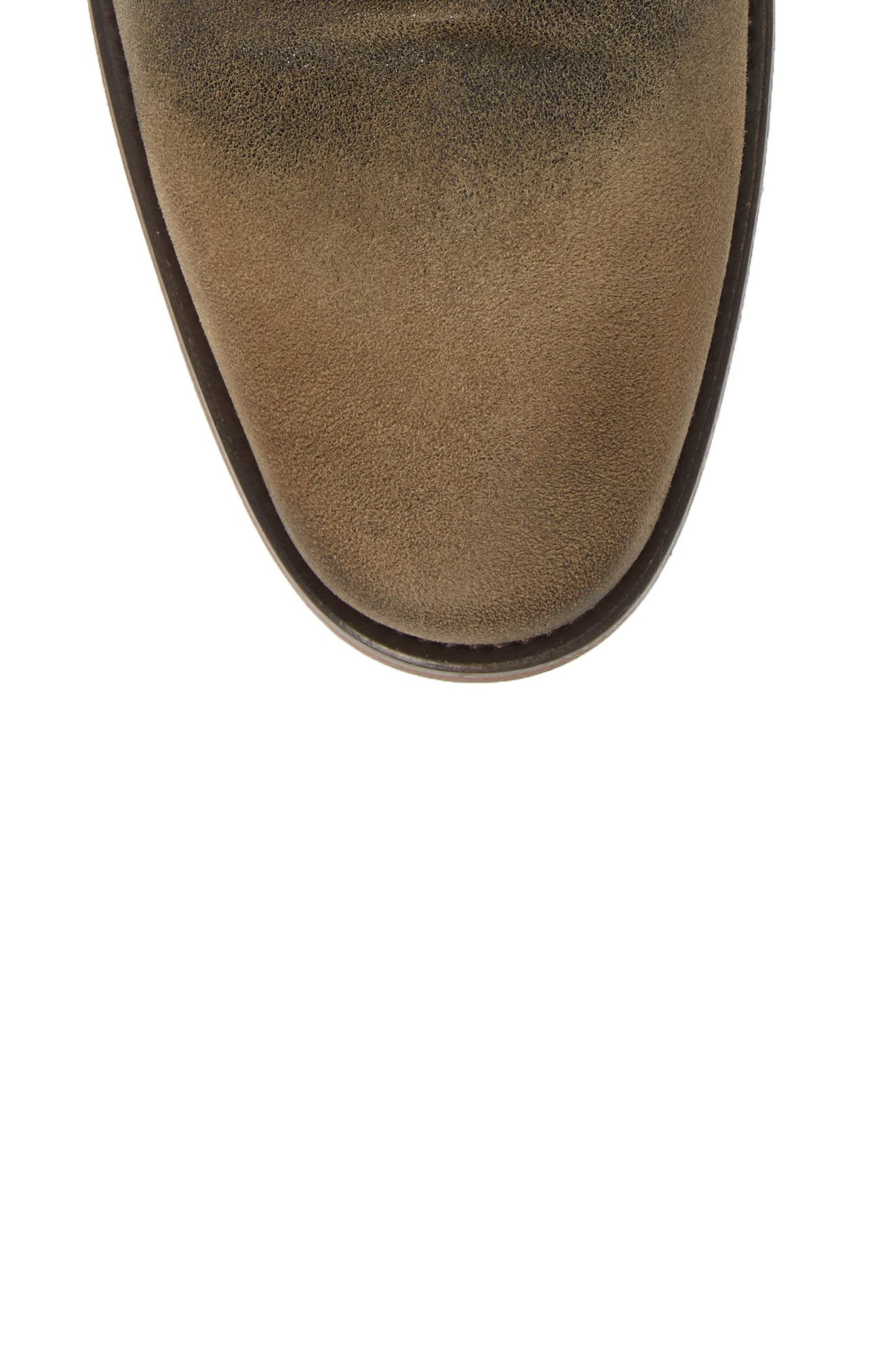 JOHN VARVATOS COLLECTION, Fleetwood Chelsea Boot, Alternate thumbnail 5, color, 237