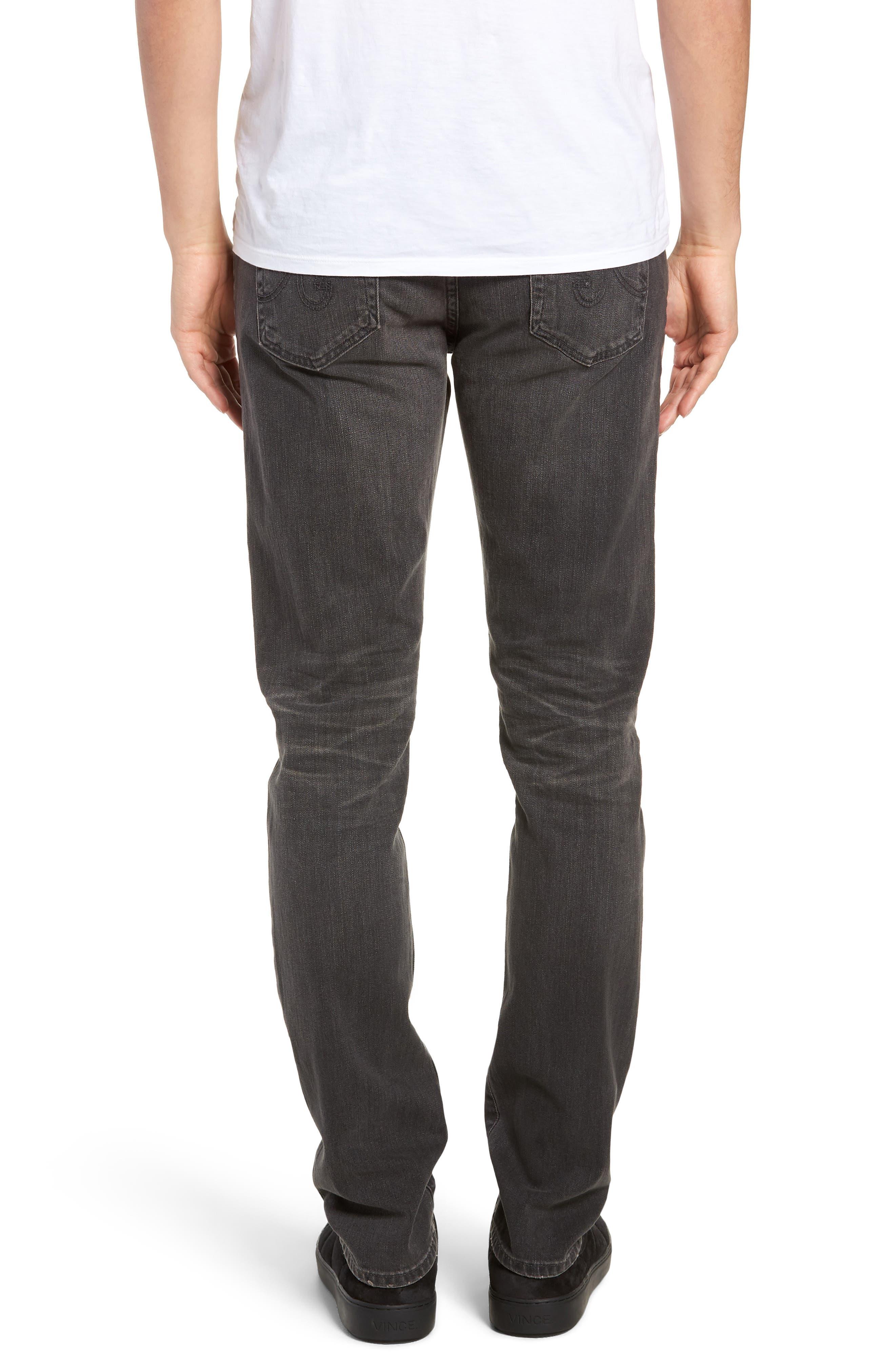 AG, Dylan Skinny Fit Jeans, Alternate thumbnail 2, color, 014