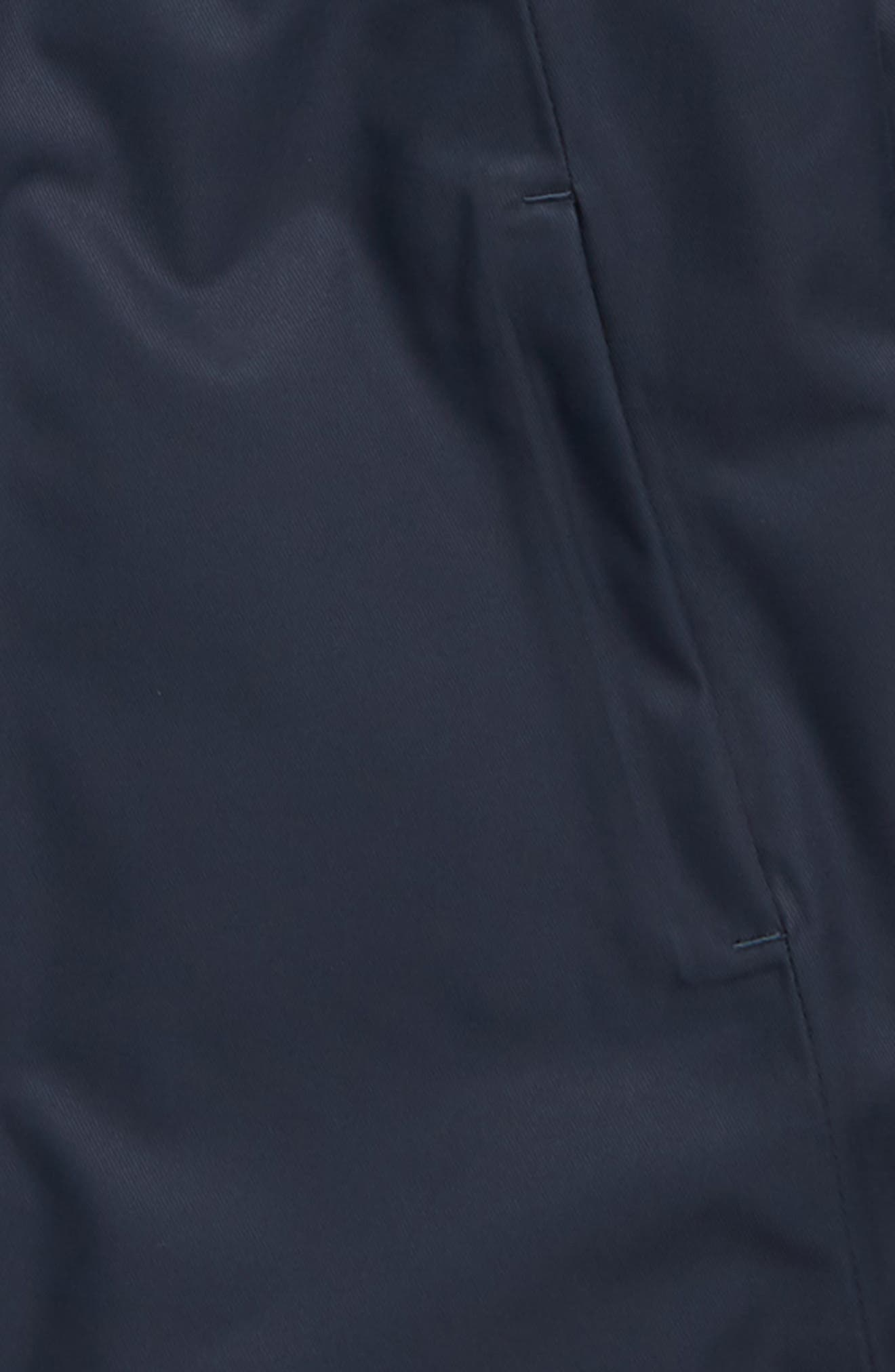 THE NORTH FACE, Arctic Swirl Waterproof 550-Fill-Power Down Parka, Alternate thumbnail 2, color, URBAN NAVY