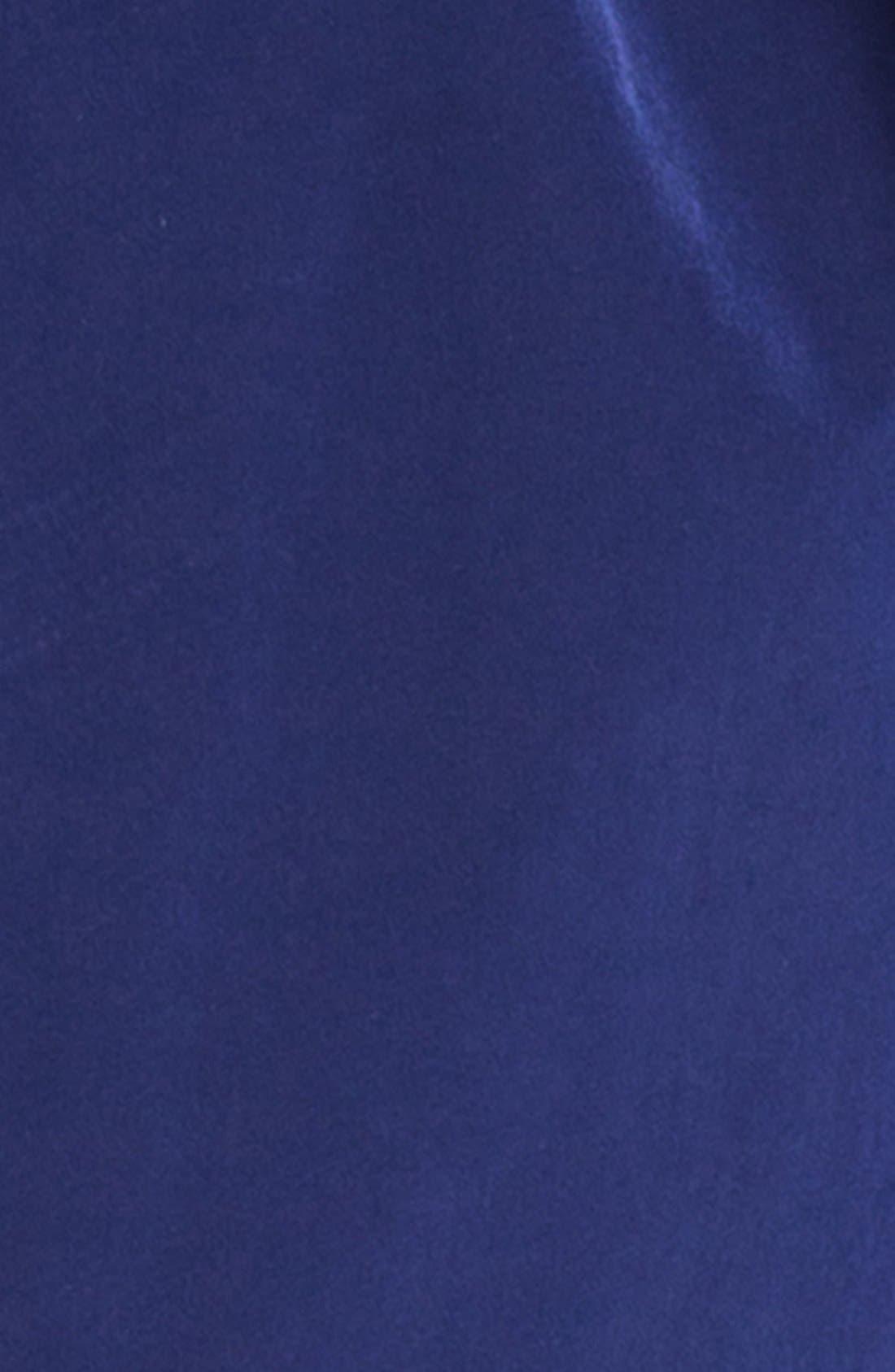 LONDON FOG, Belted Jacket with Hidden Hood, Alternate thumbnail 2, color, 400